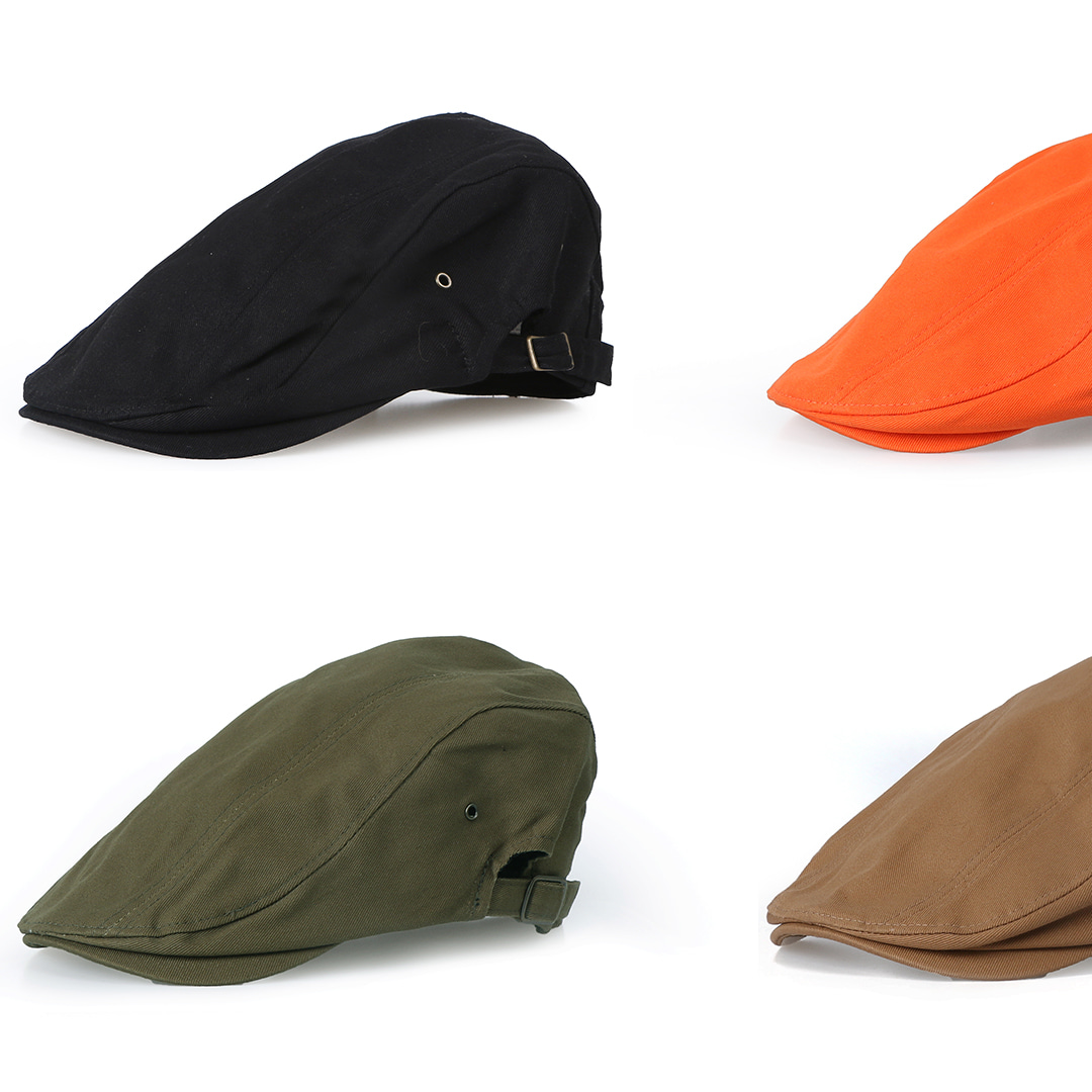 Side_Strap Hunting_Cap