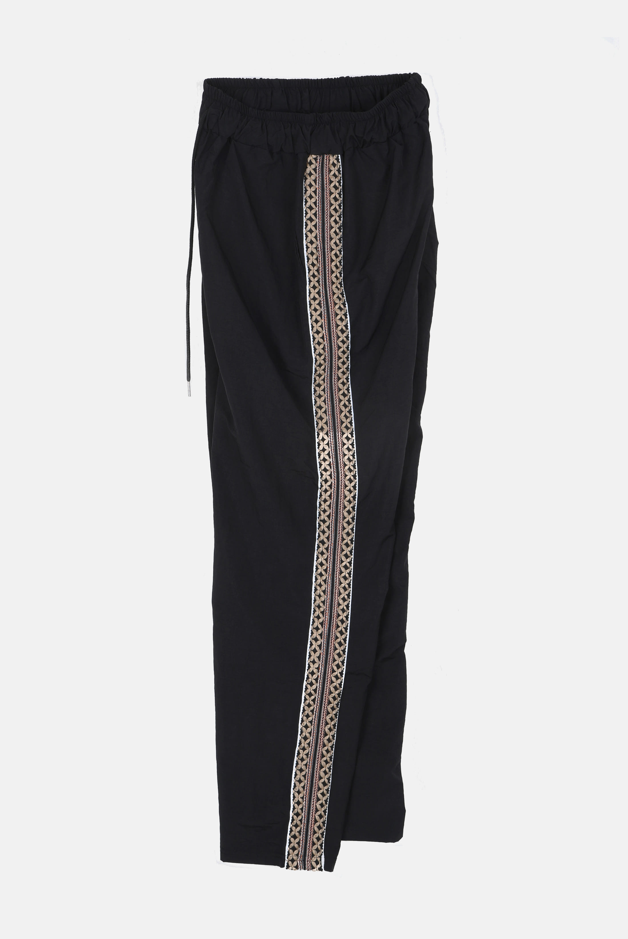 Ethnic Nylon_Track Pants