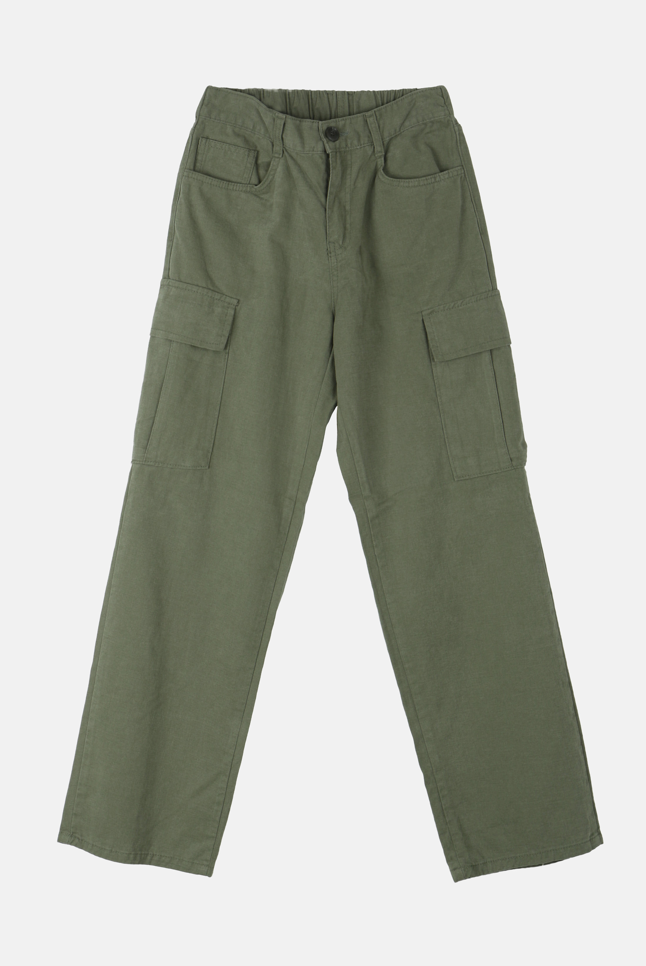 Winter_Cotton Cargo_Pants