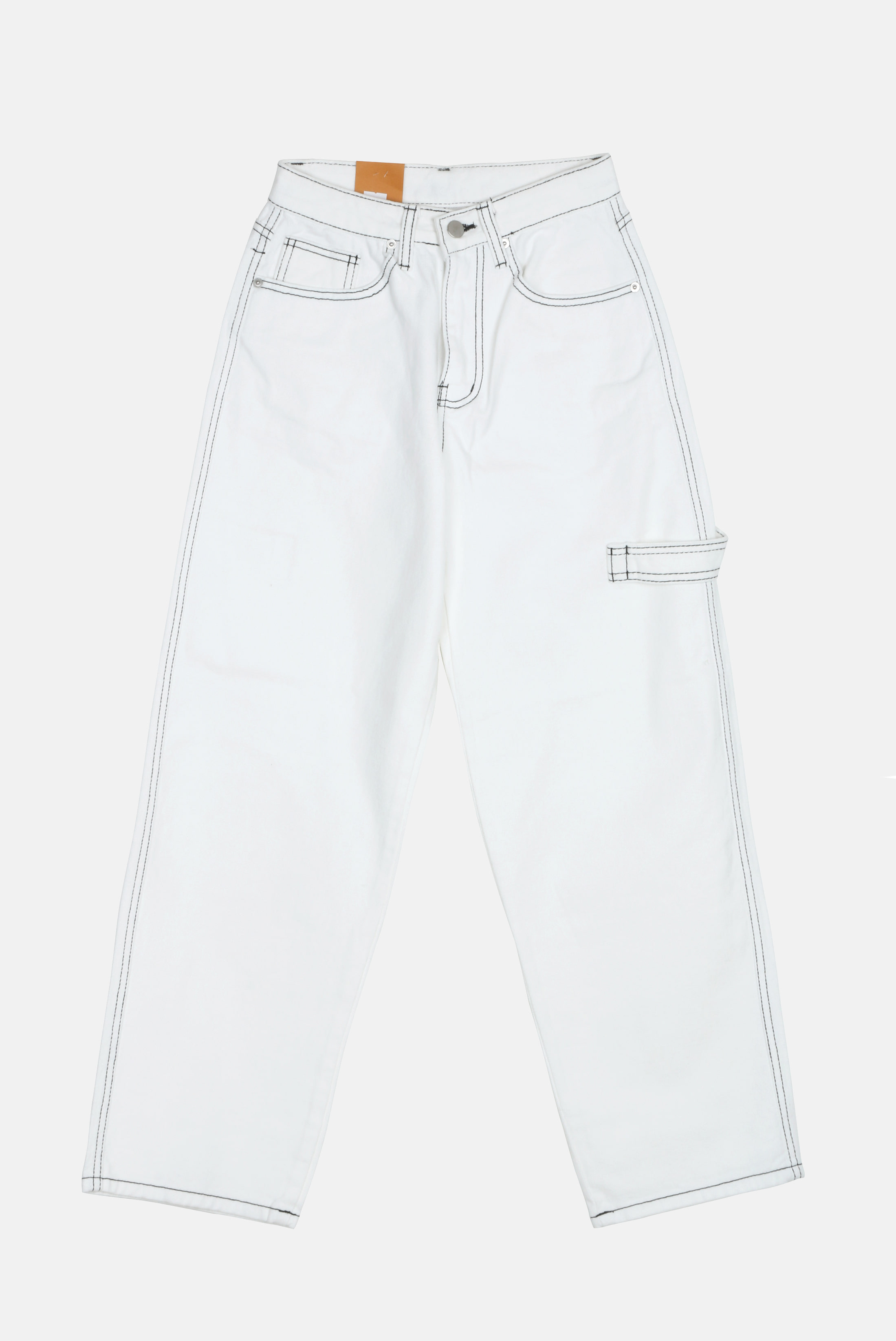 (W) Pitch_Stitch Carpenter Pants
