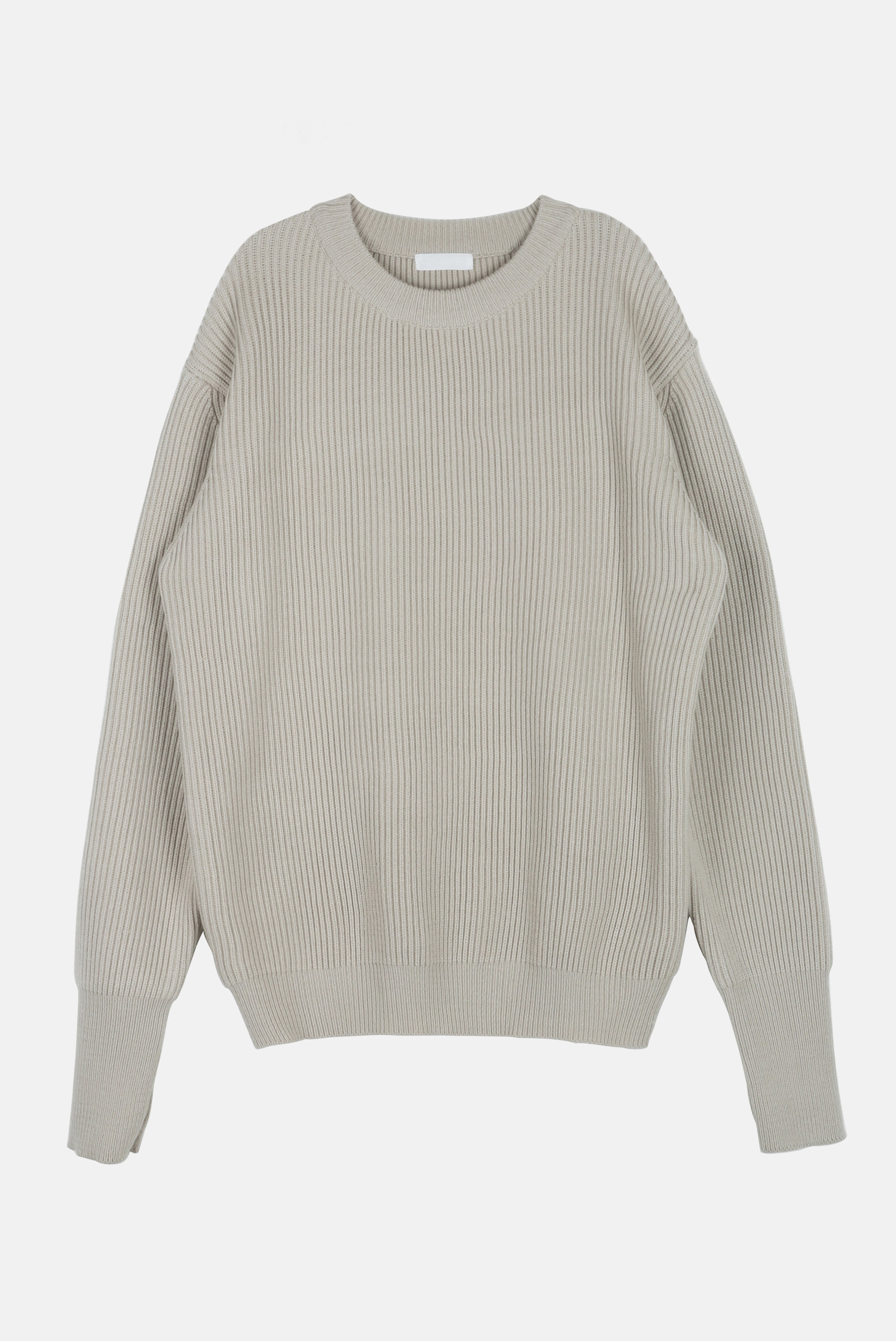 Heavy_Weight Warmer_Round Knit