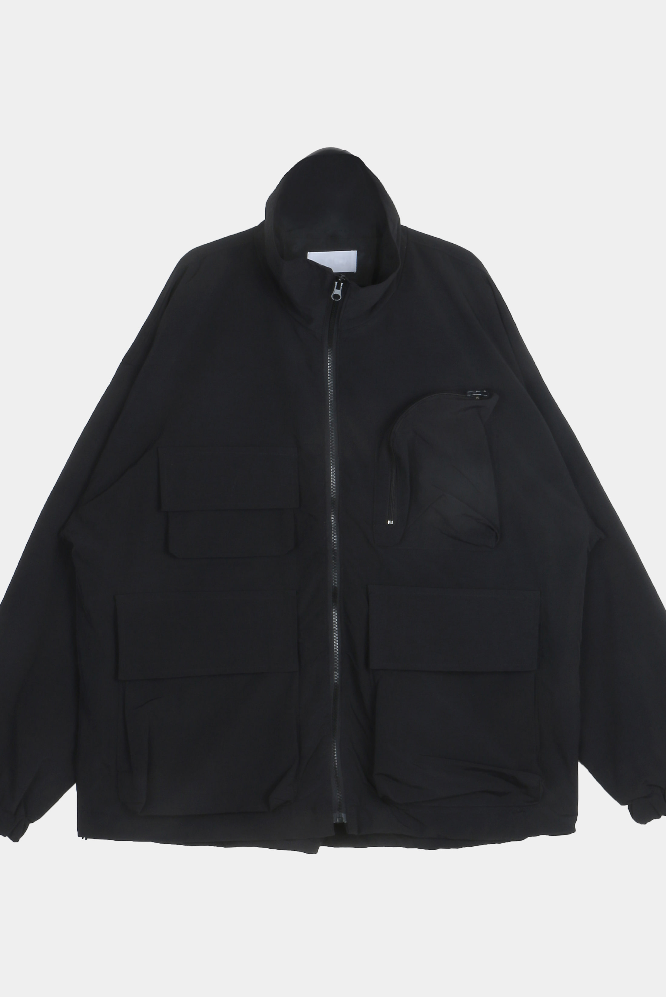 Unbalance Volume_Poket Jacket