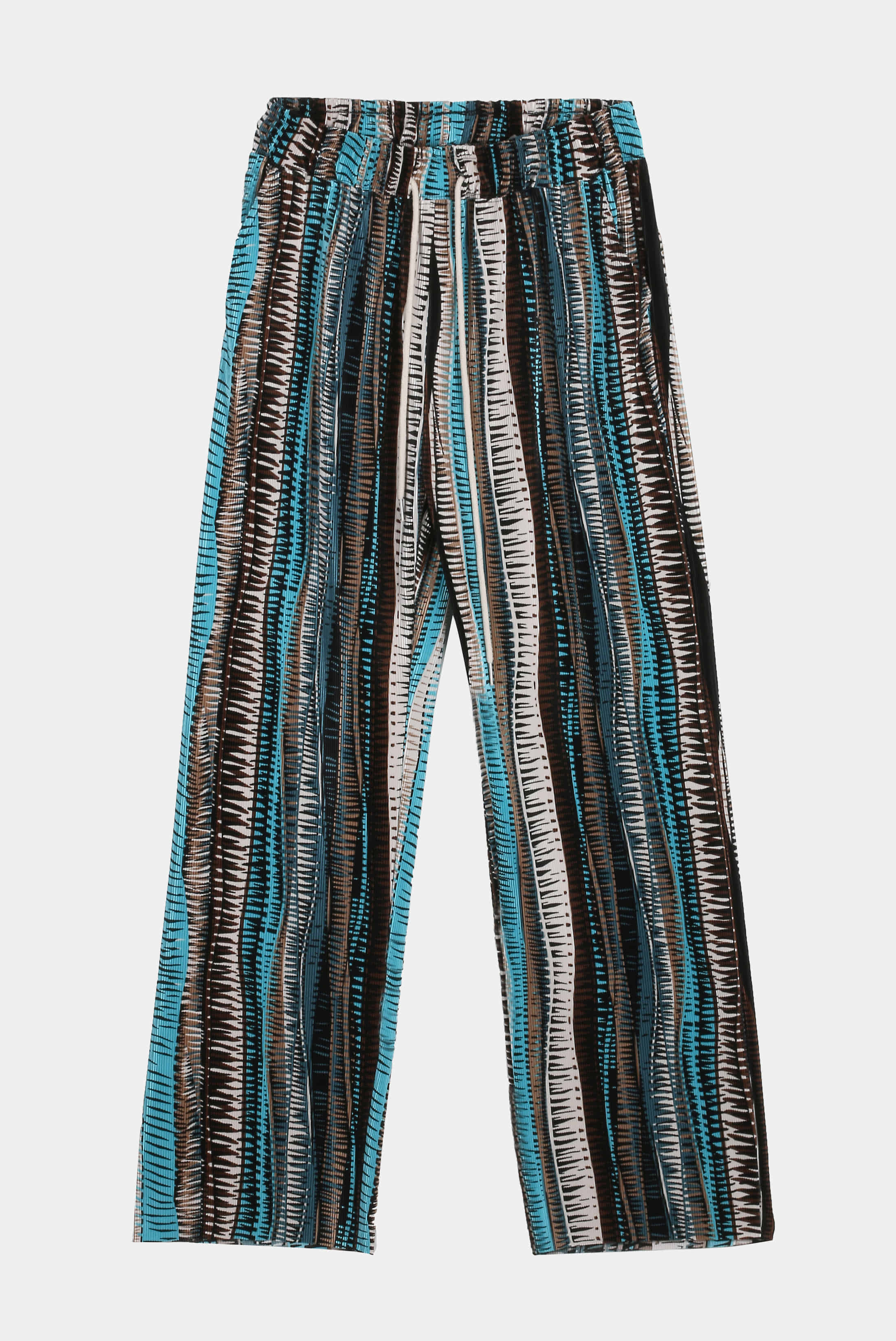 Indian_Texture Pleats_Pants