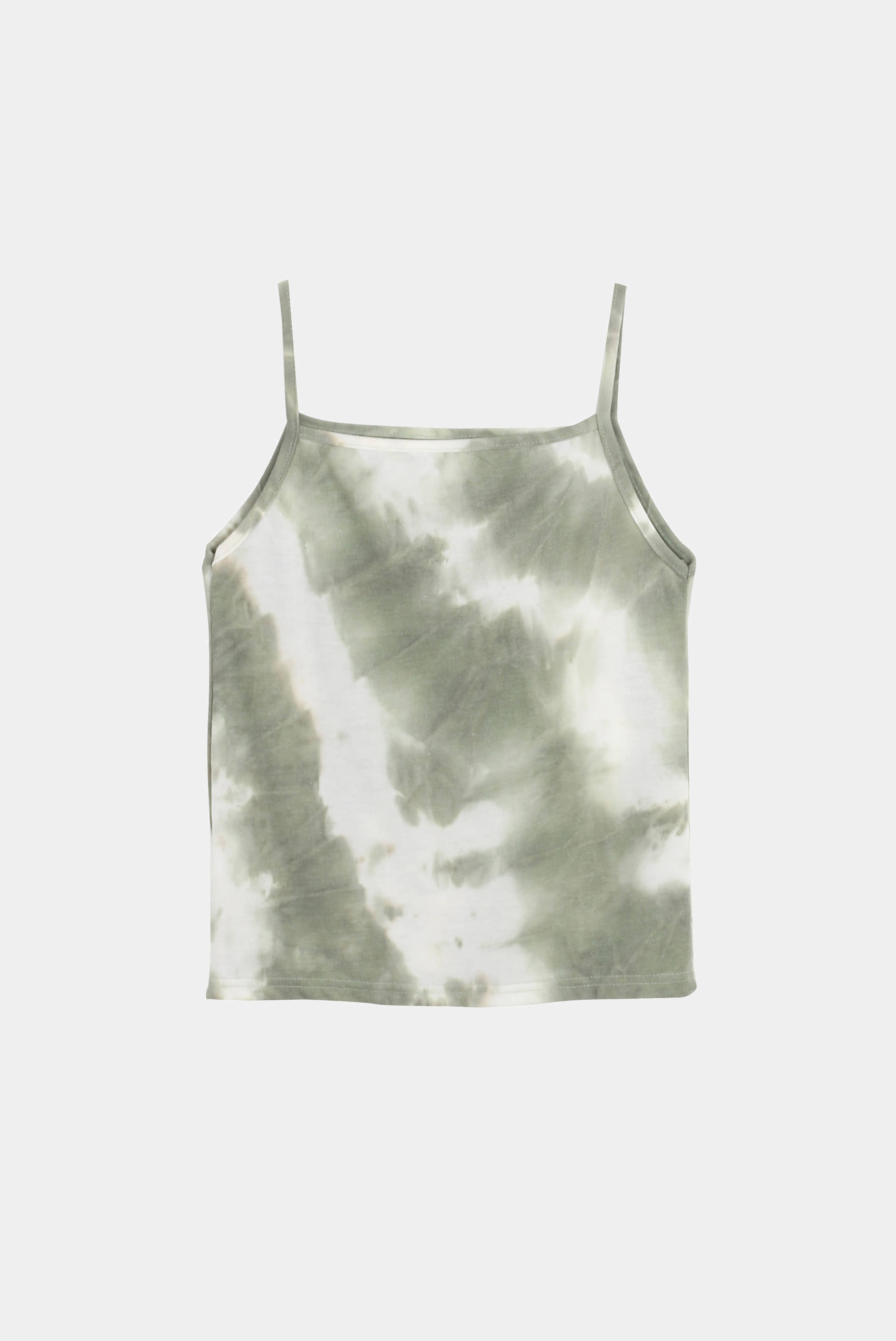 (W) Simple Water_Washing Top_Sleeveless