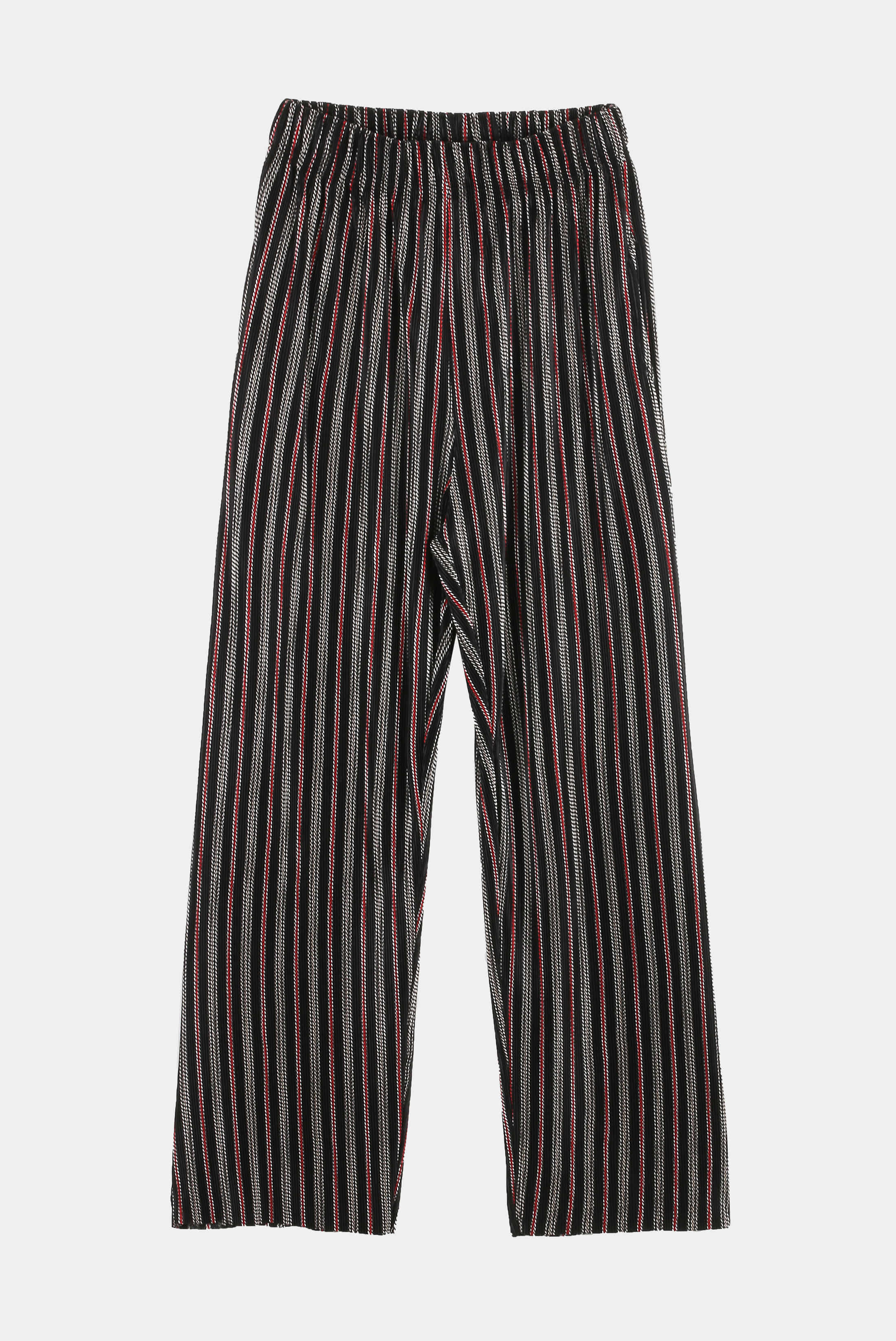 Rope_Pleats Pants