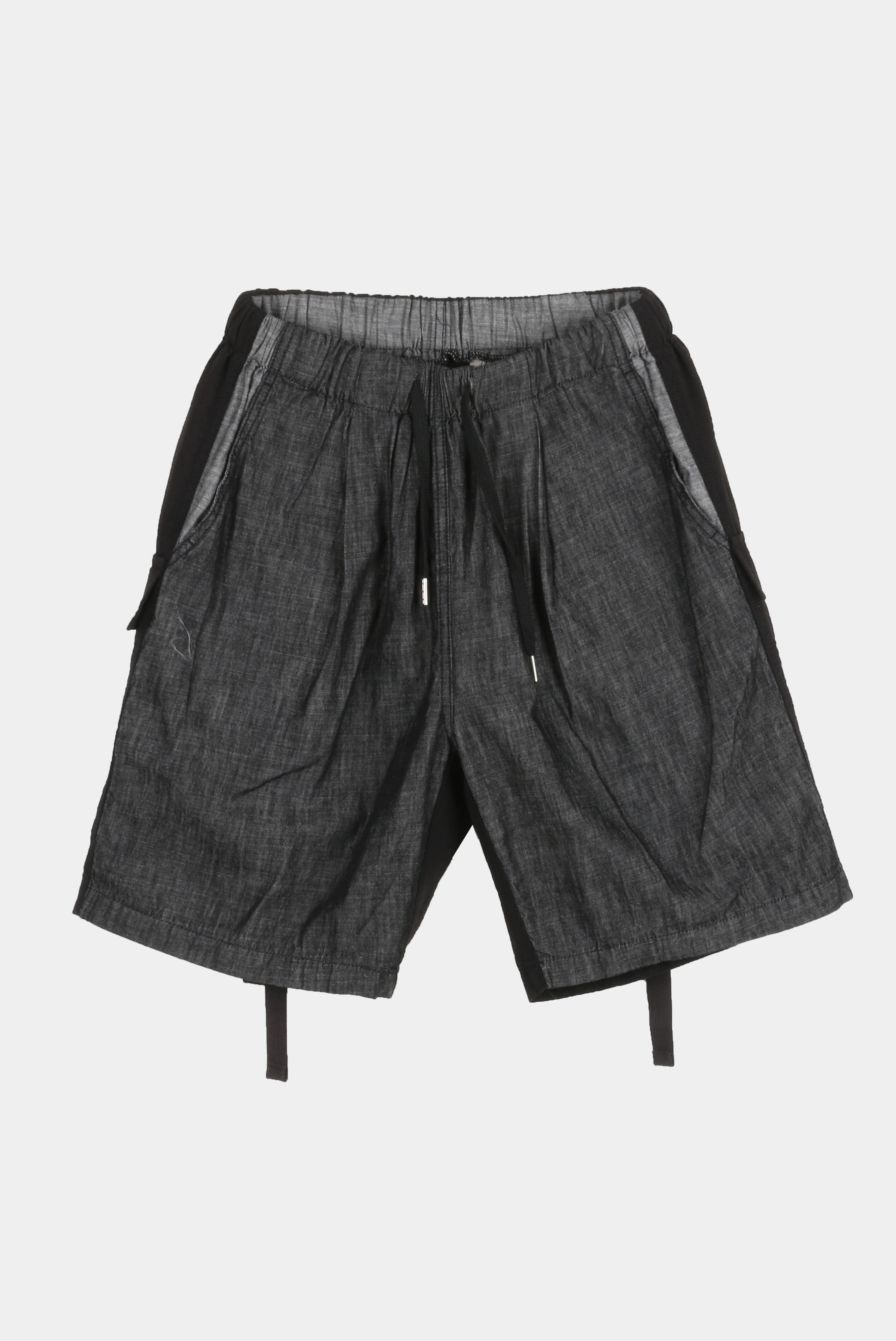 Unbalance_Color String Half_Pants