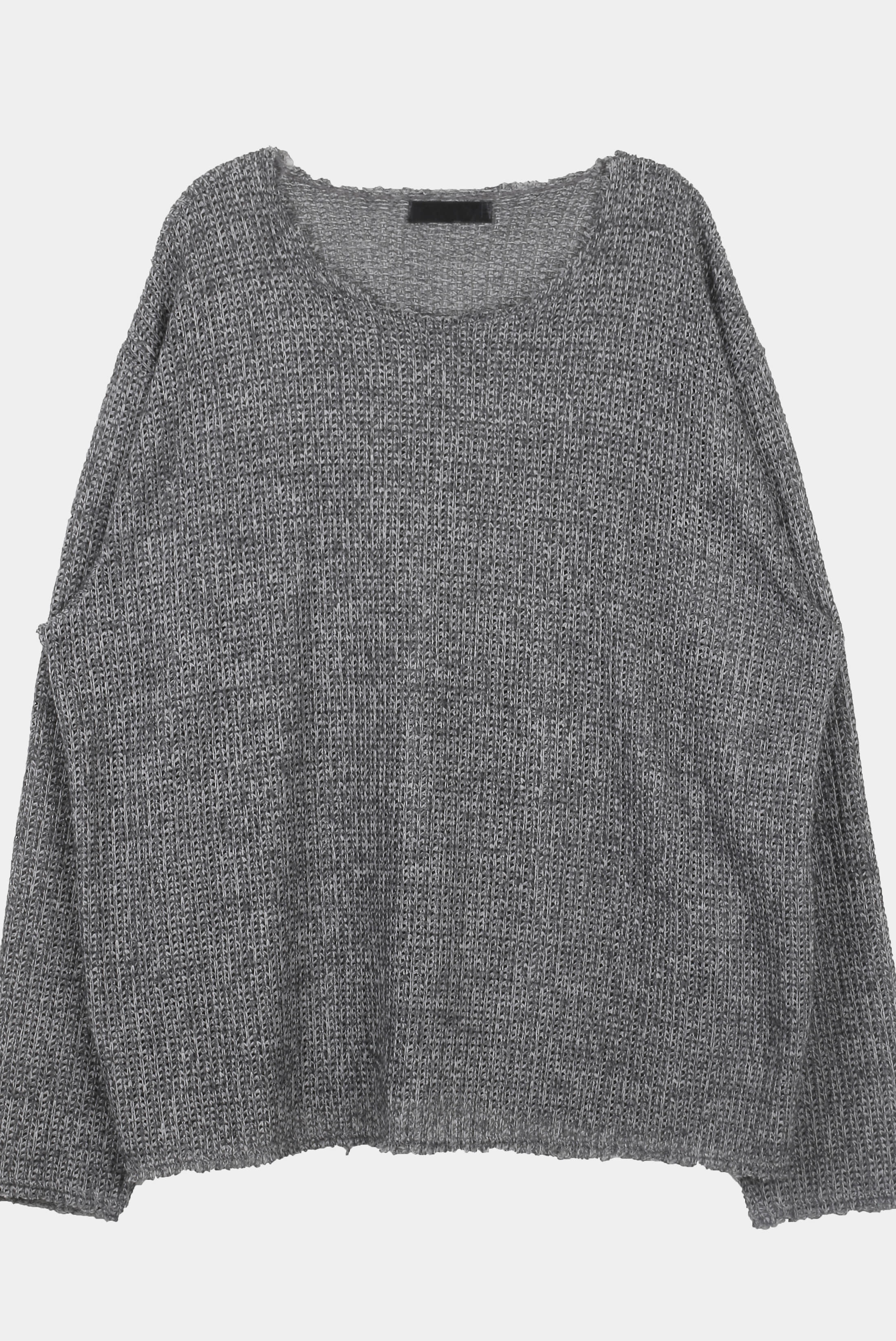 Raw_Edge Net Knitwear