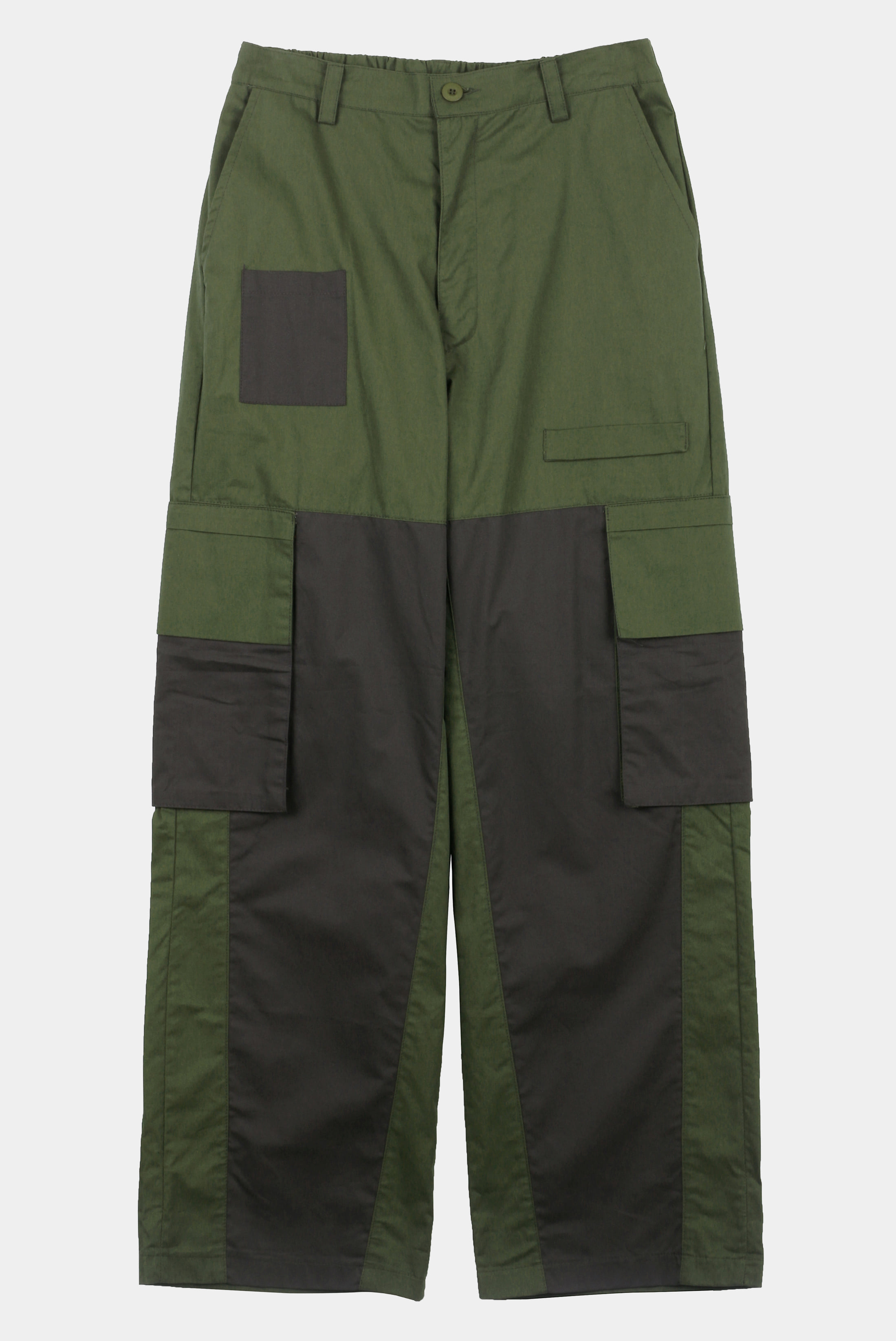 British_Block Cargo_Pants