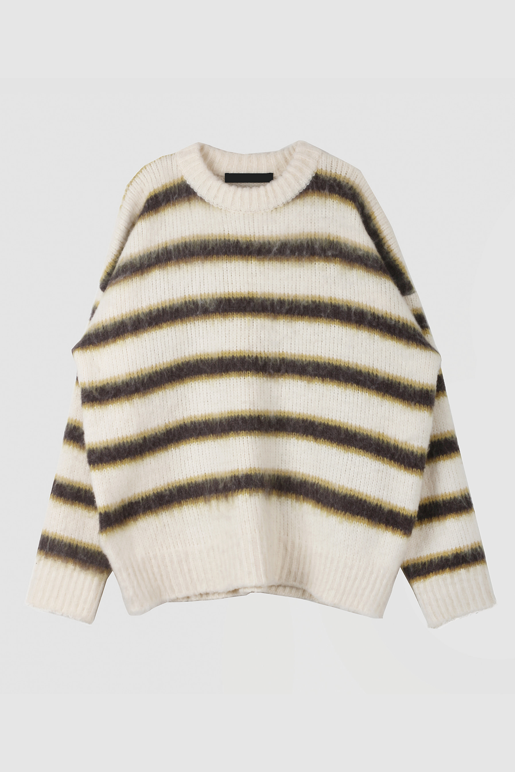 Dust Stripe_Knit