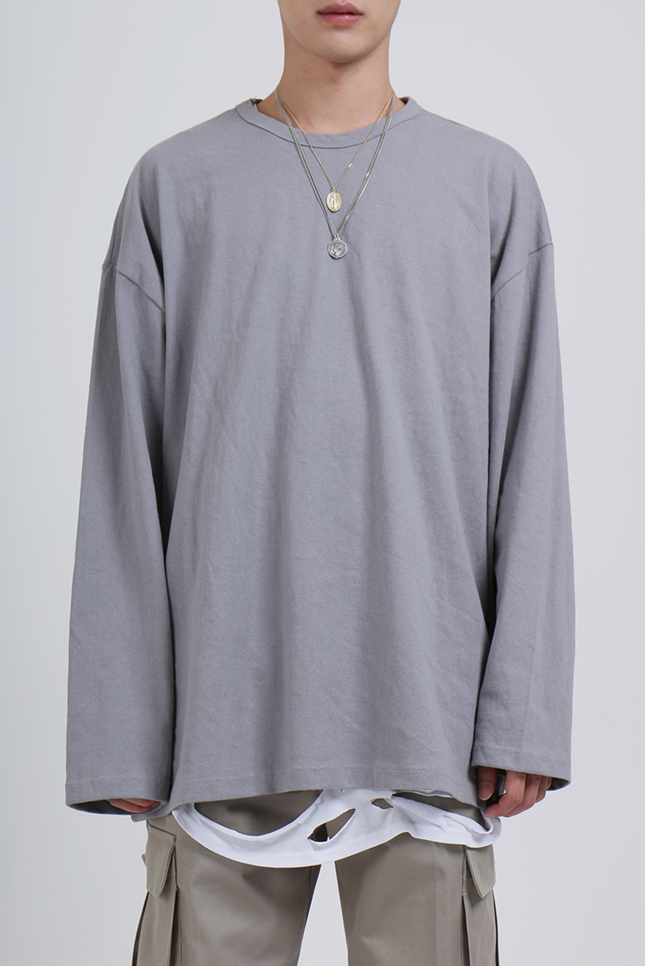 Over Long Sleeve T