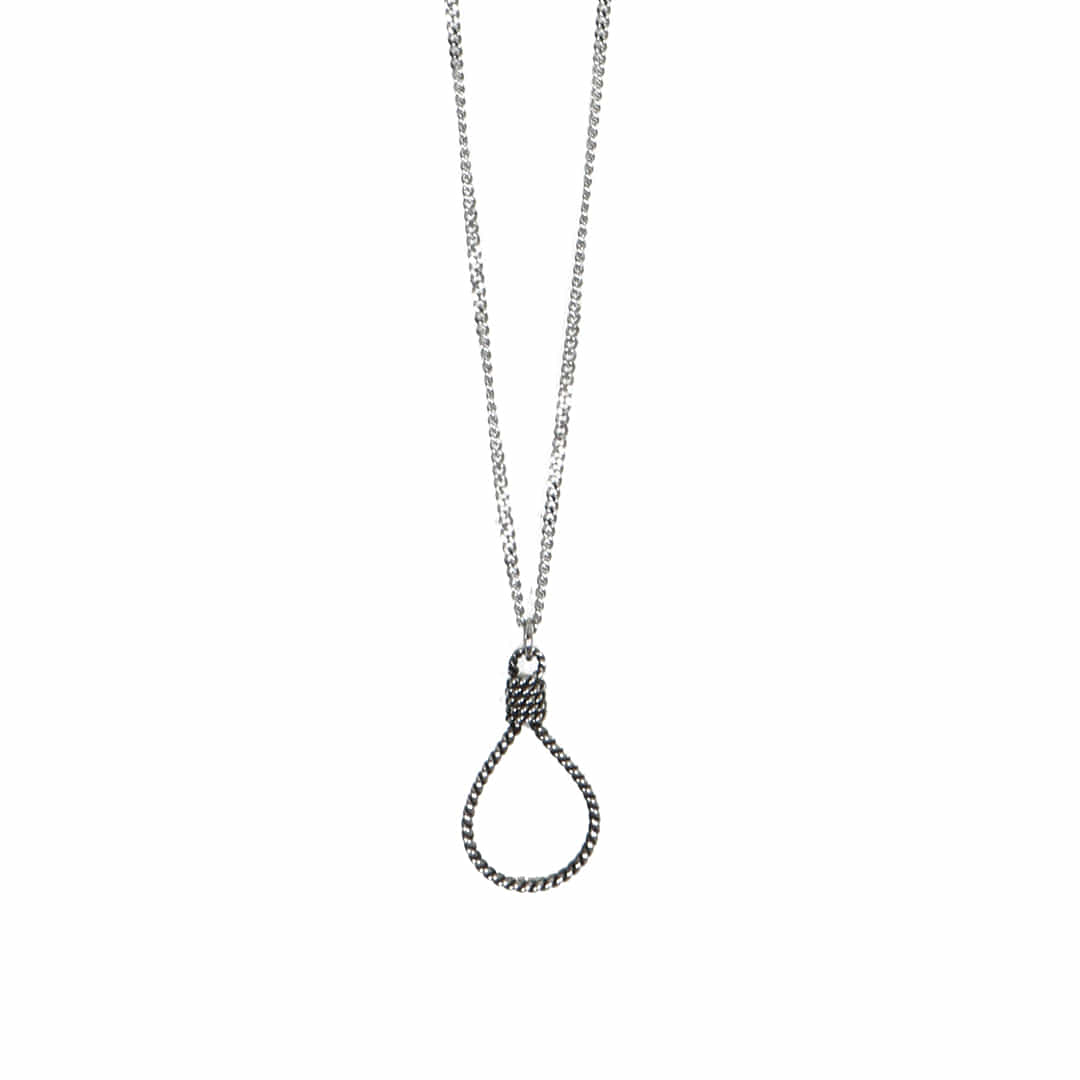 Lasso_Thin Necklace