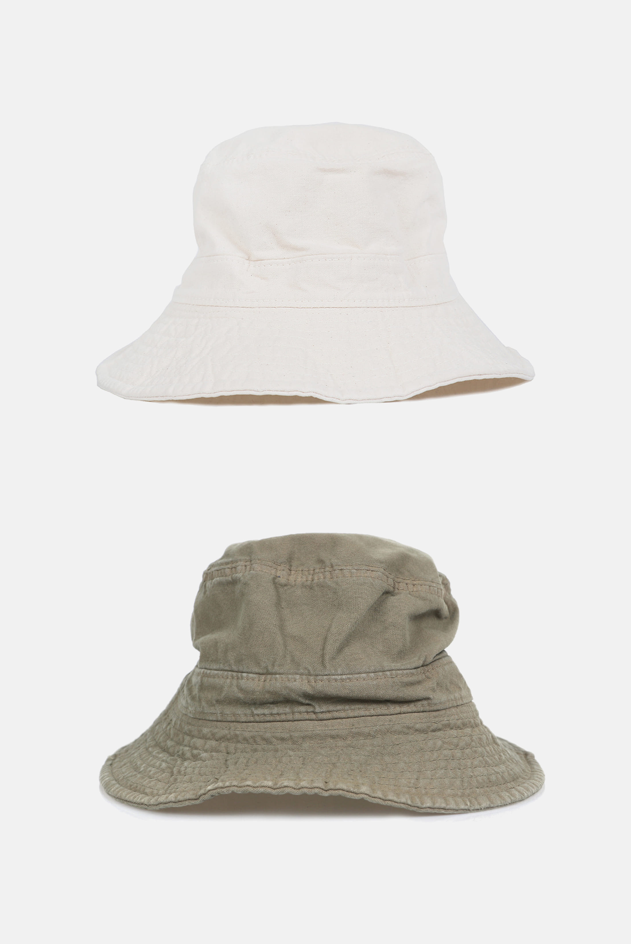 Vintage_Washing Bucket Hat