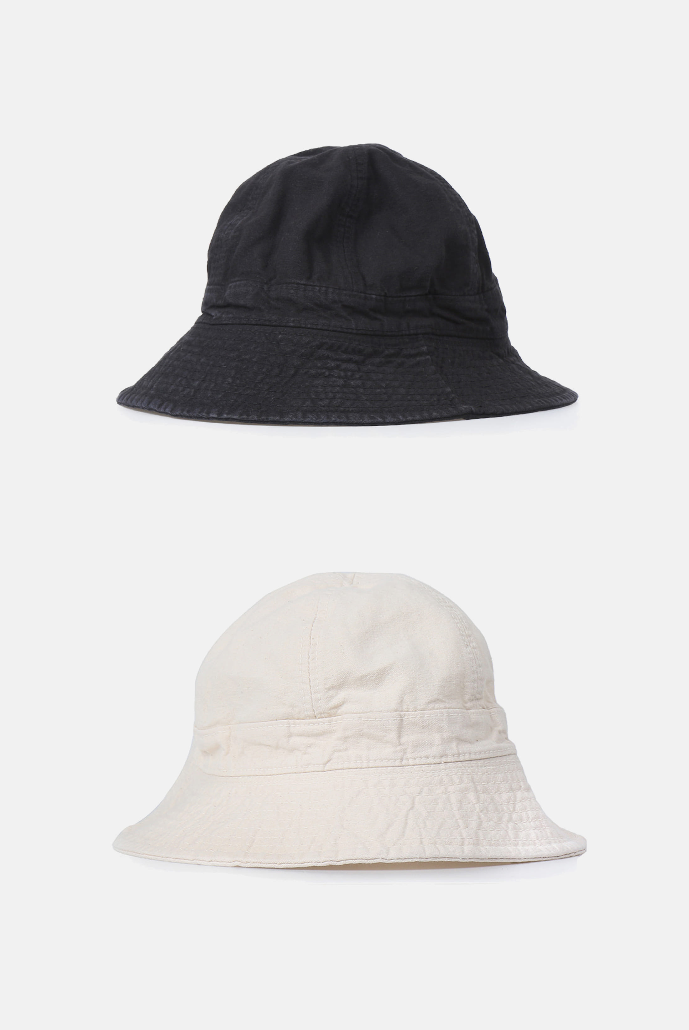 Vintage_Washing Bucket Hat [6 angle_Version]
