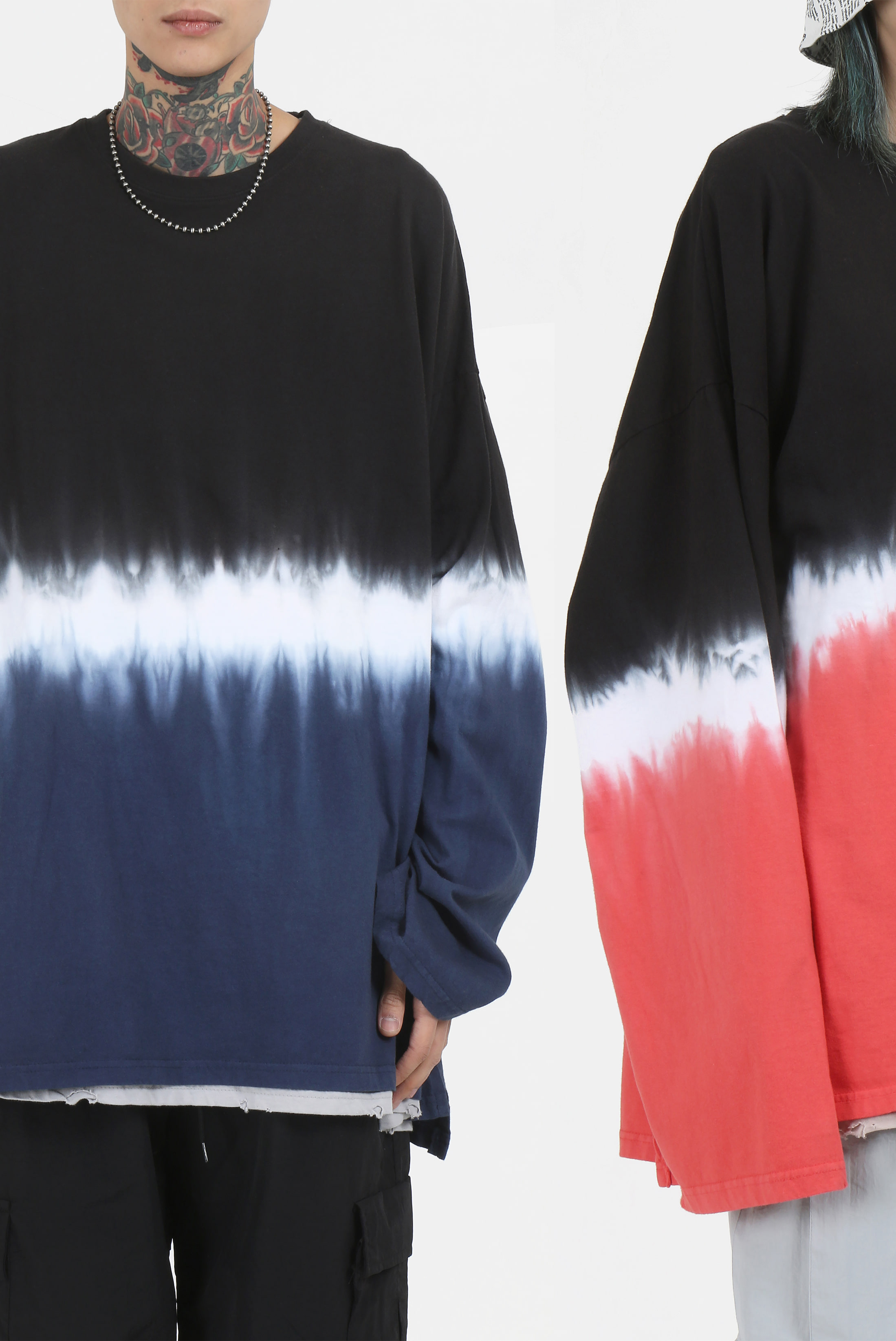 Gradation Half_Washing Oversize T