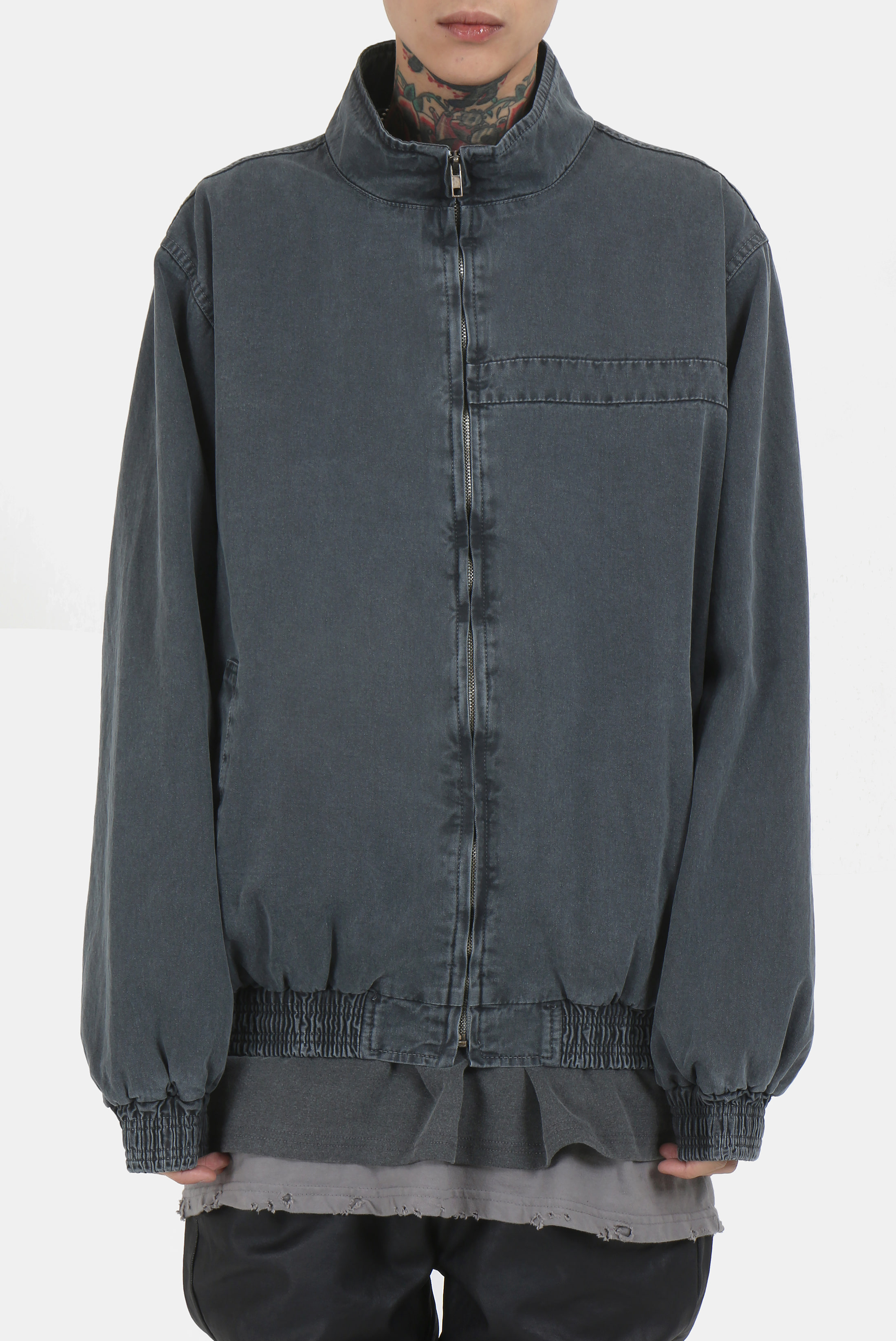 Vintage Dying Blouson