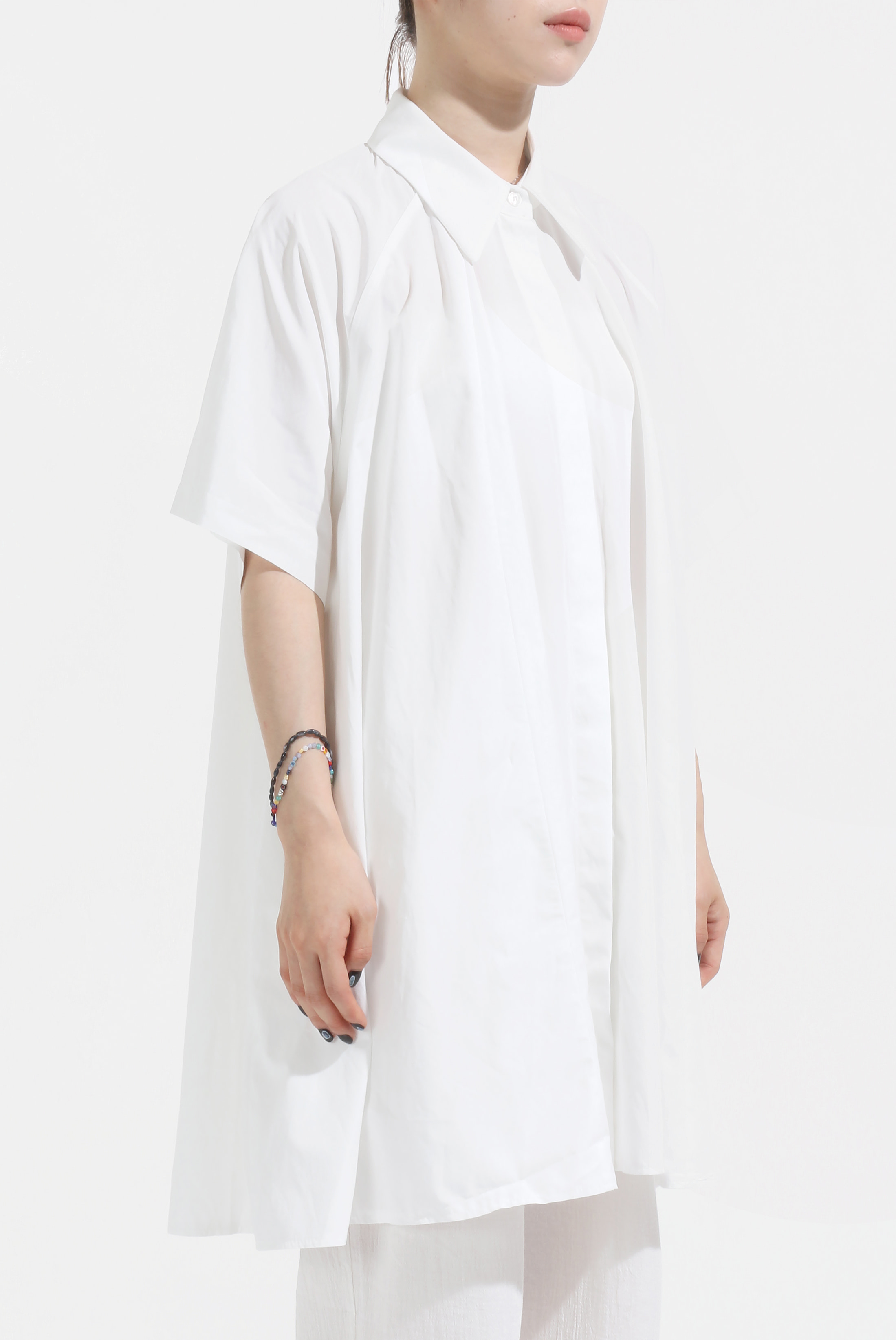 (W) Oversize Mui One-Piece