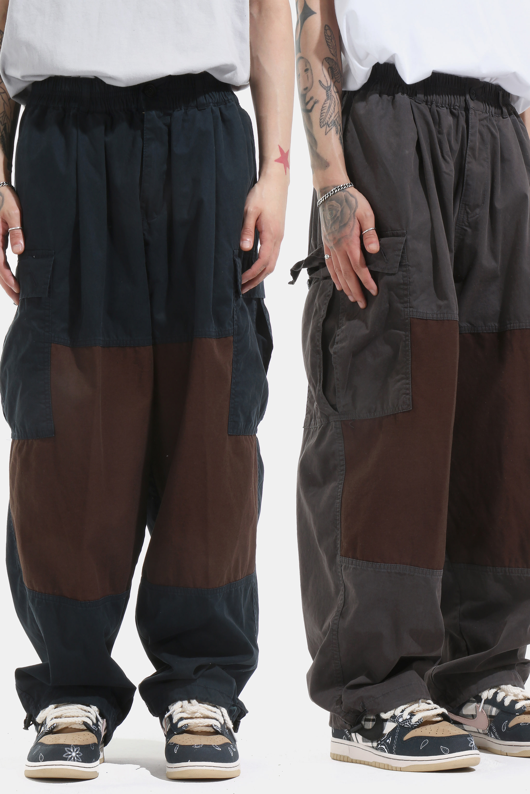 Color_Point Chino_Pants