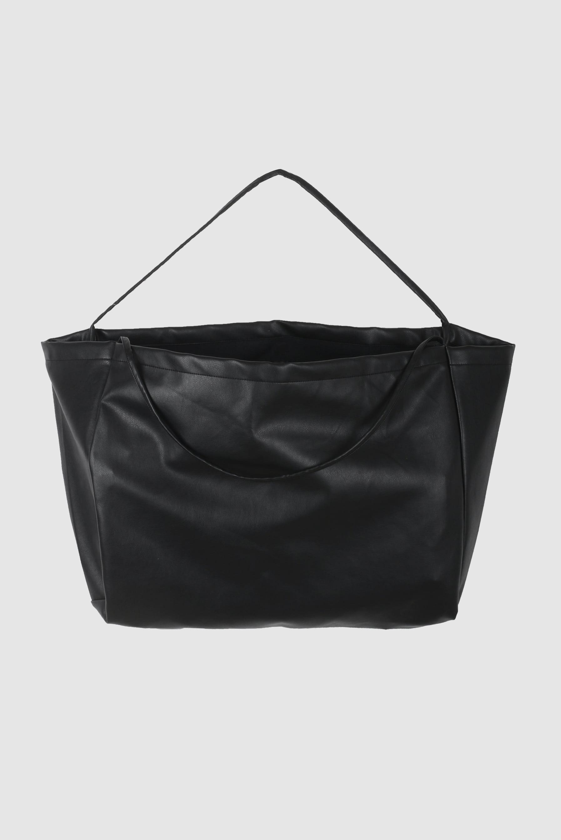 Fake_Leather Big Bag