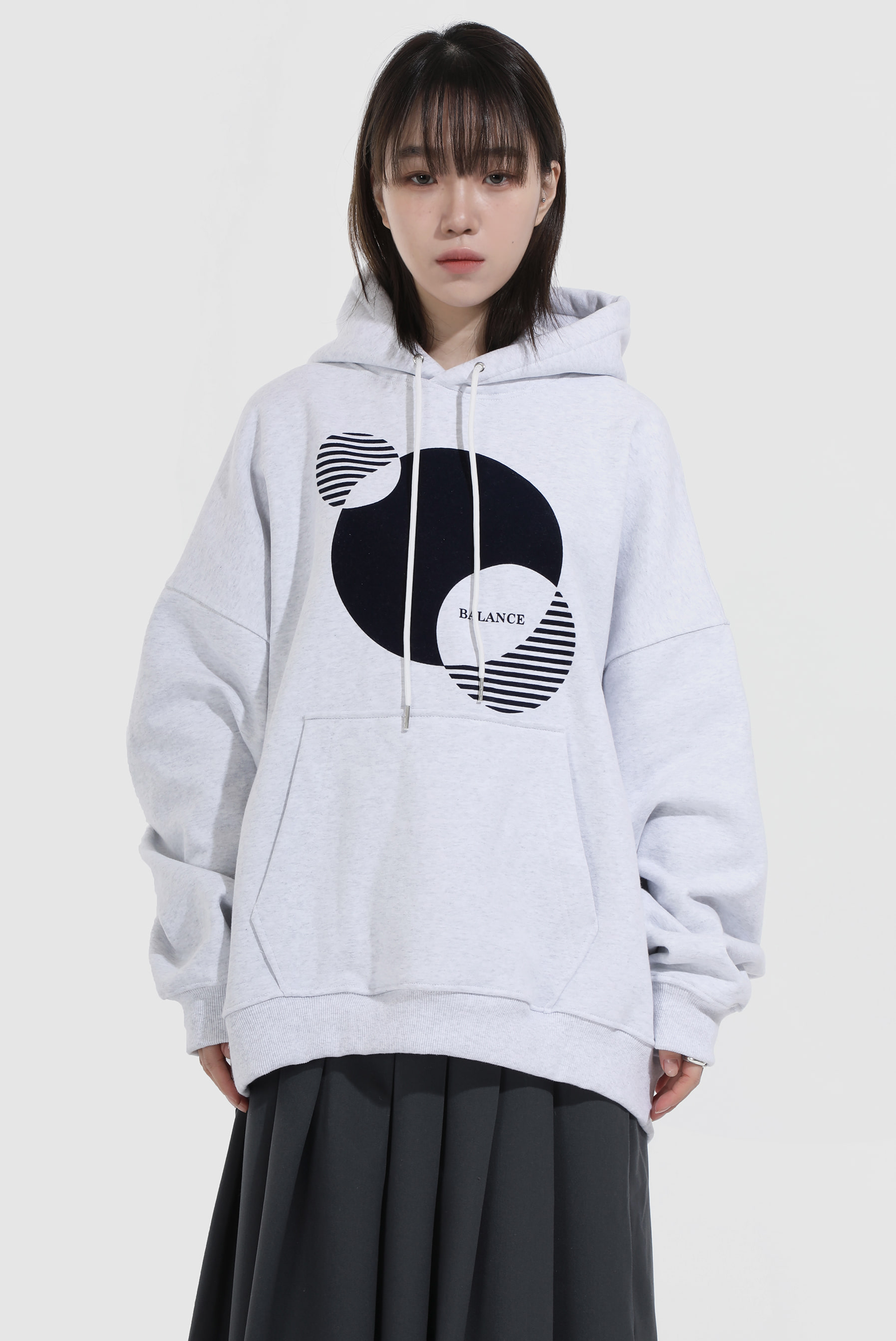 Blance Logo Over_Hoodie