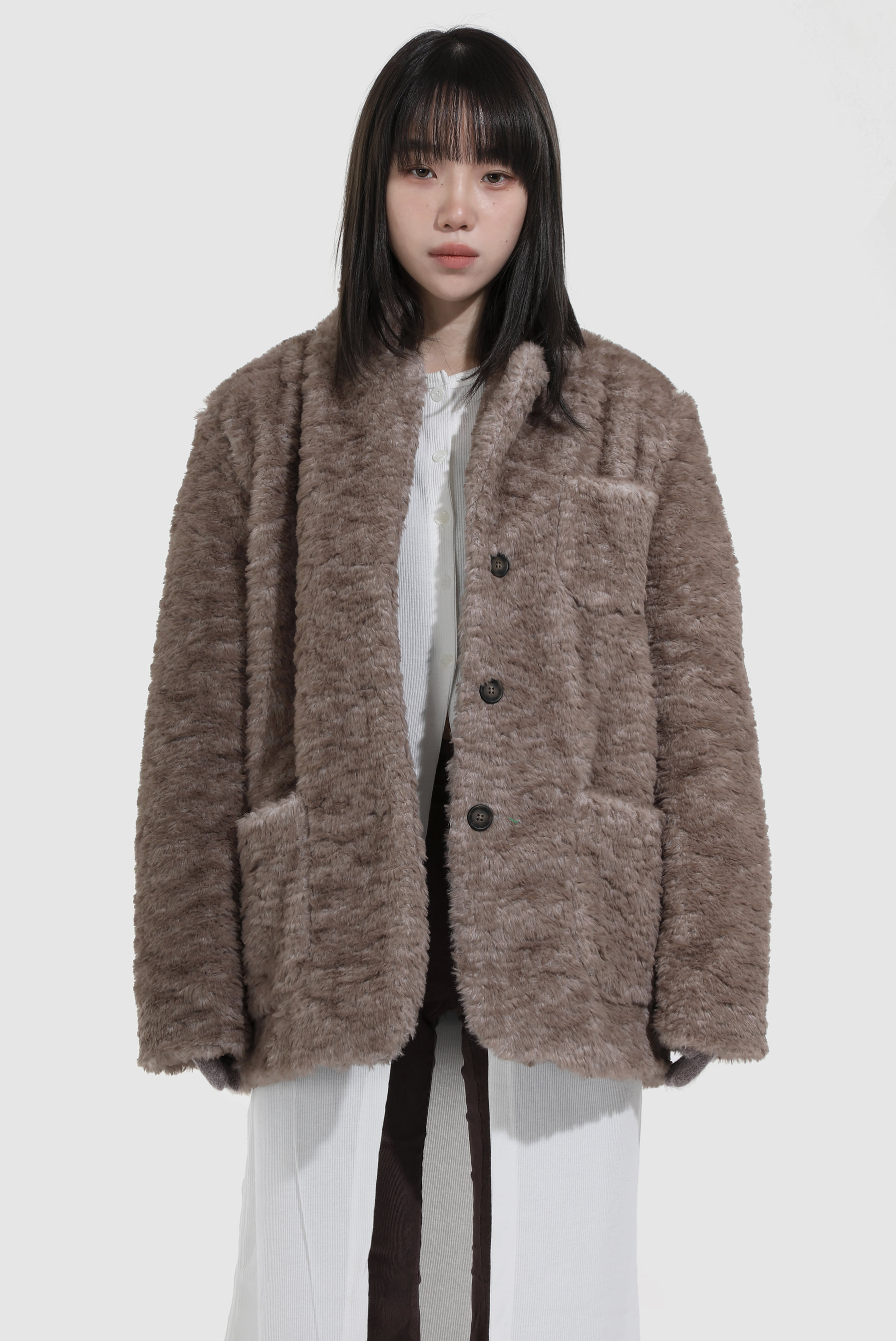 Hamfu Fur Soft_Jacket