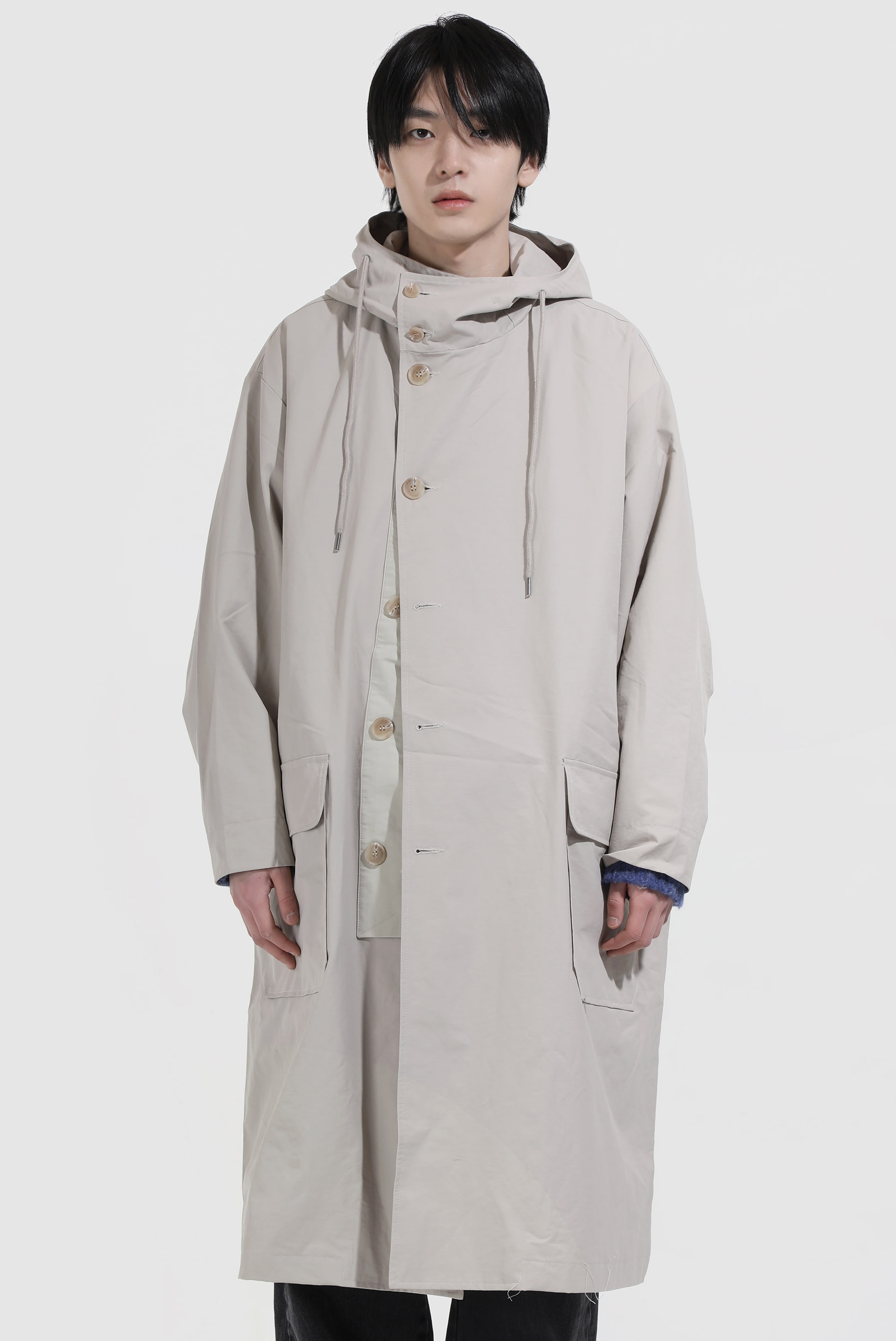 Light_Weight Hood Field_Jacket
