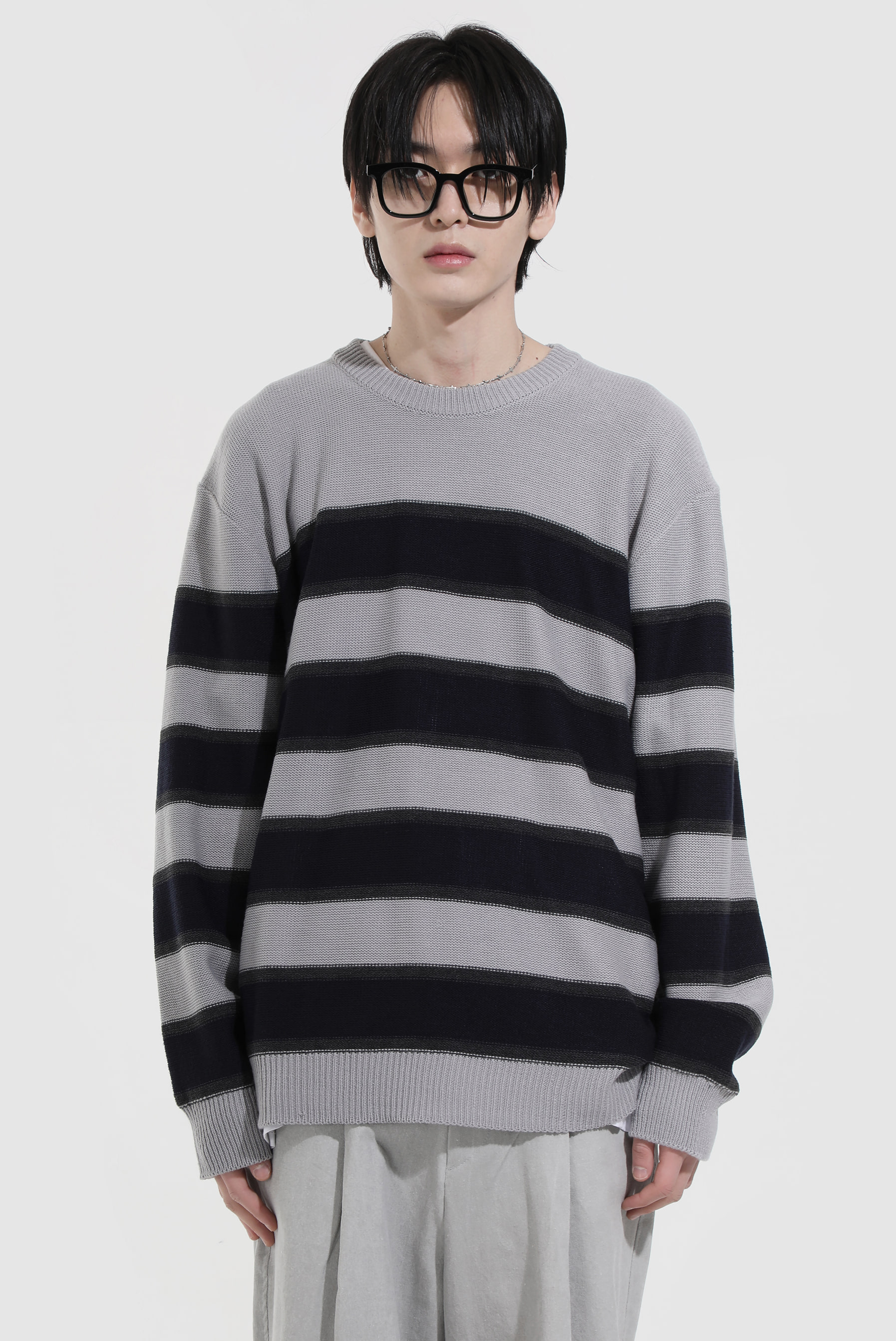 Povi Stripe Over_Knit