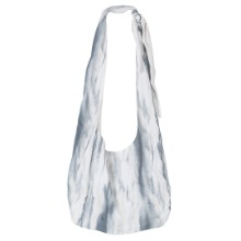 Tie_Dye Knot Cross_Bag