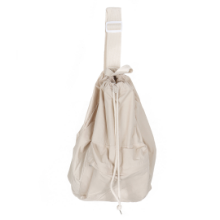 One_Line Cotton Shoulder_Bag