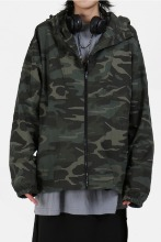 Camouflage_Windbreak Jaket