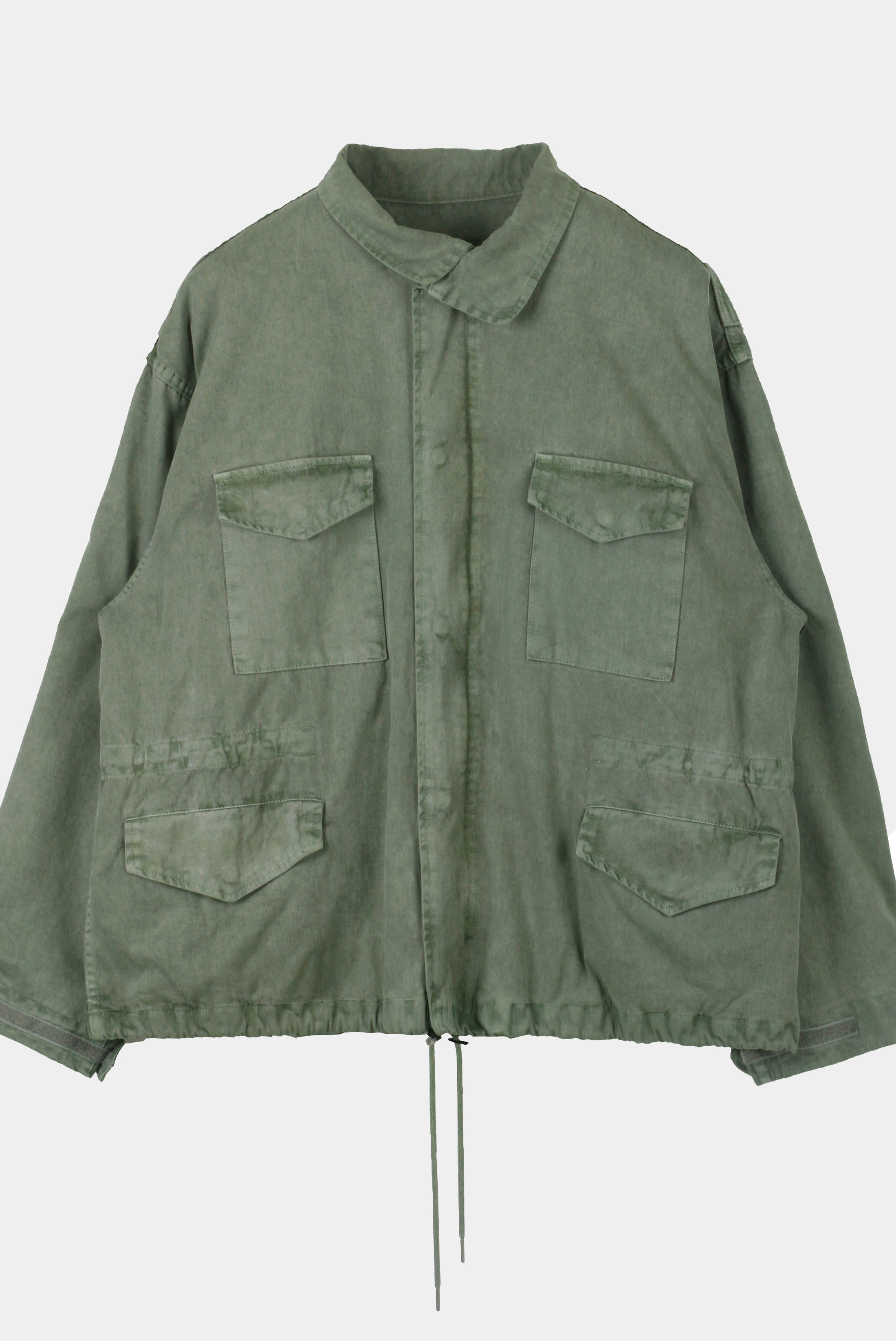 Pigment_Washing Over Field_Jacket