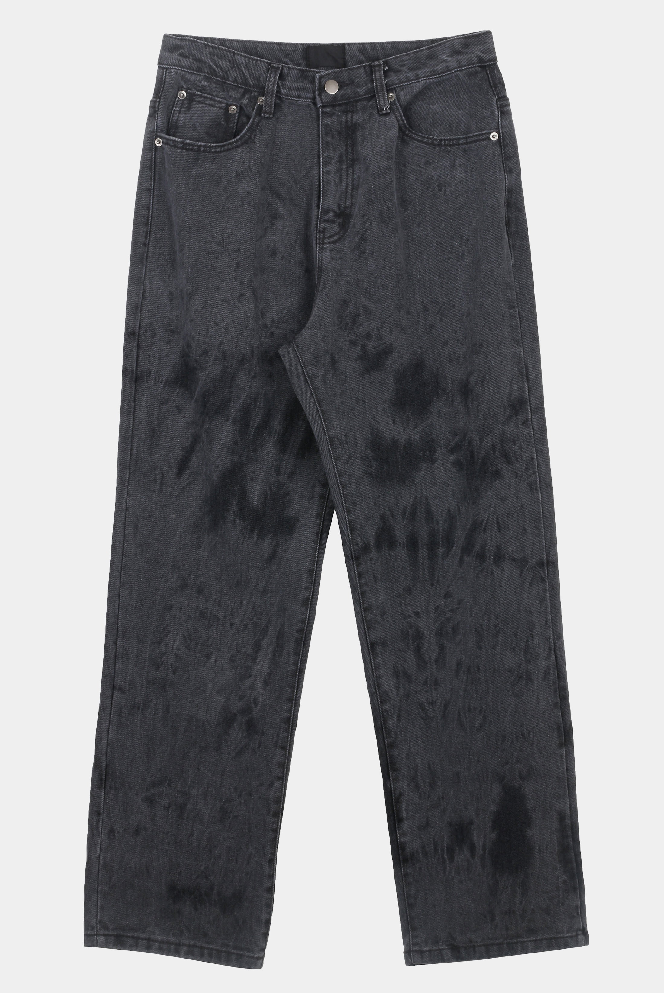 Grove_Washing Denim_Pants