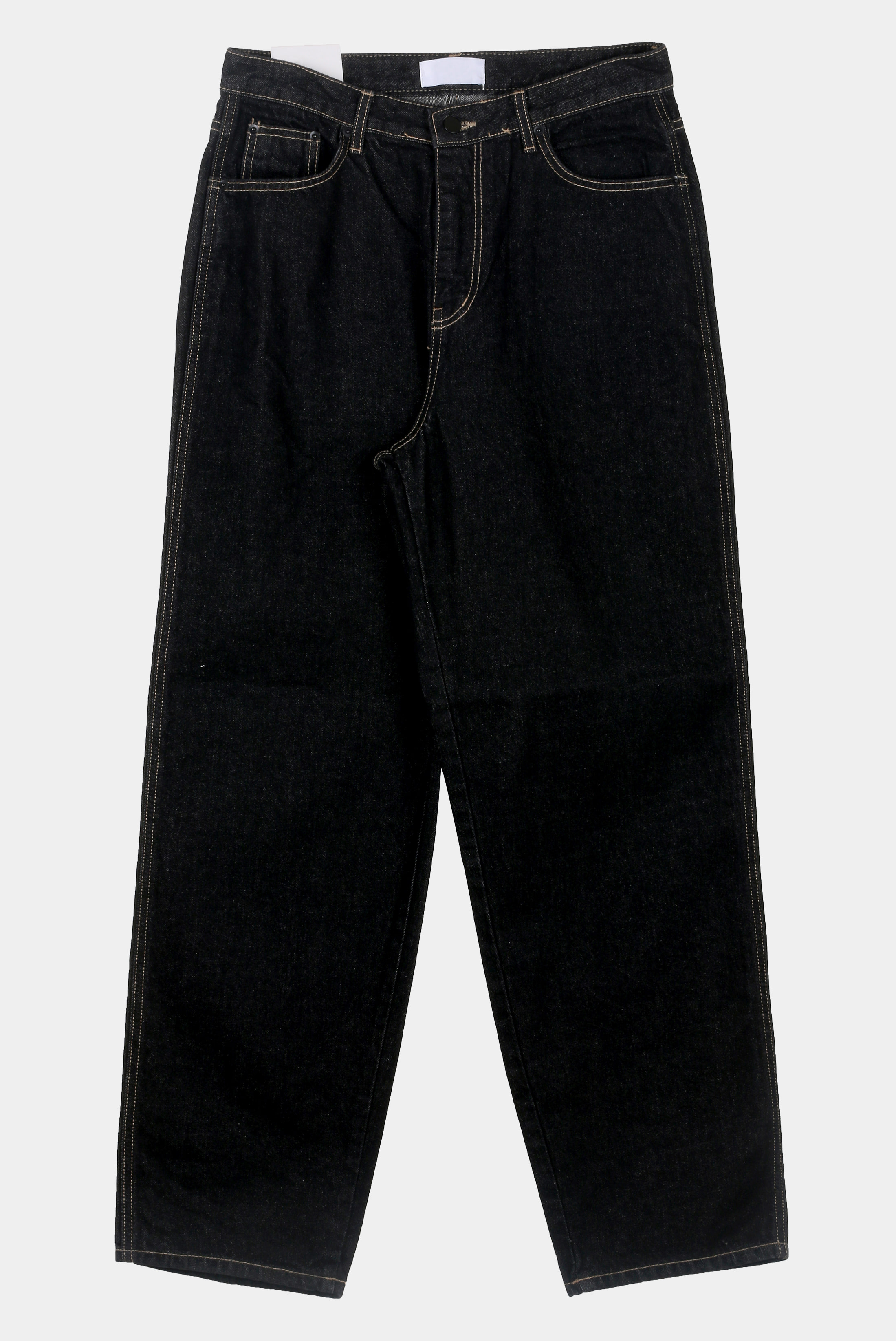 Hard_Denim Retro Wide_Pants