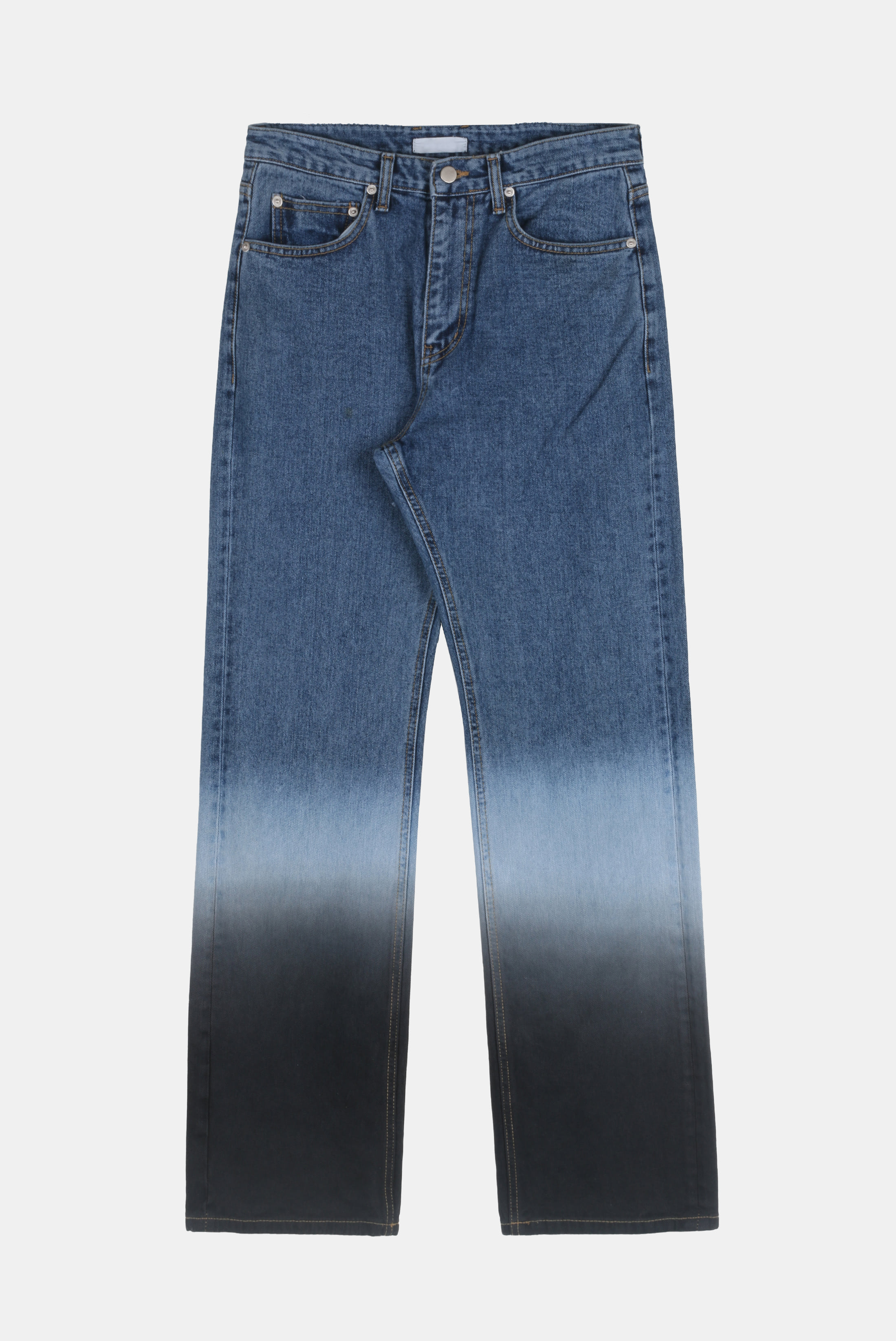 Blue Gradation_Washing Jean