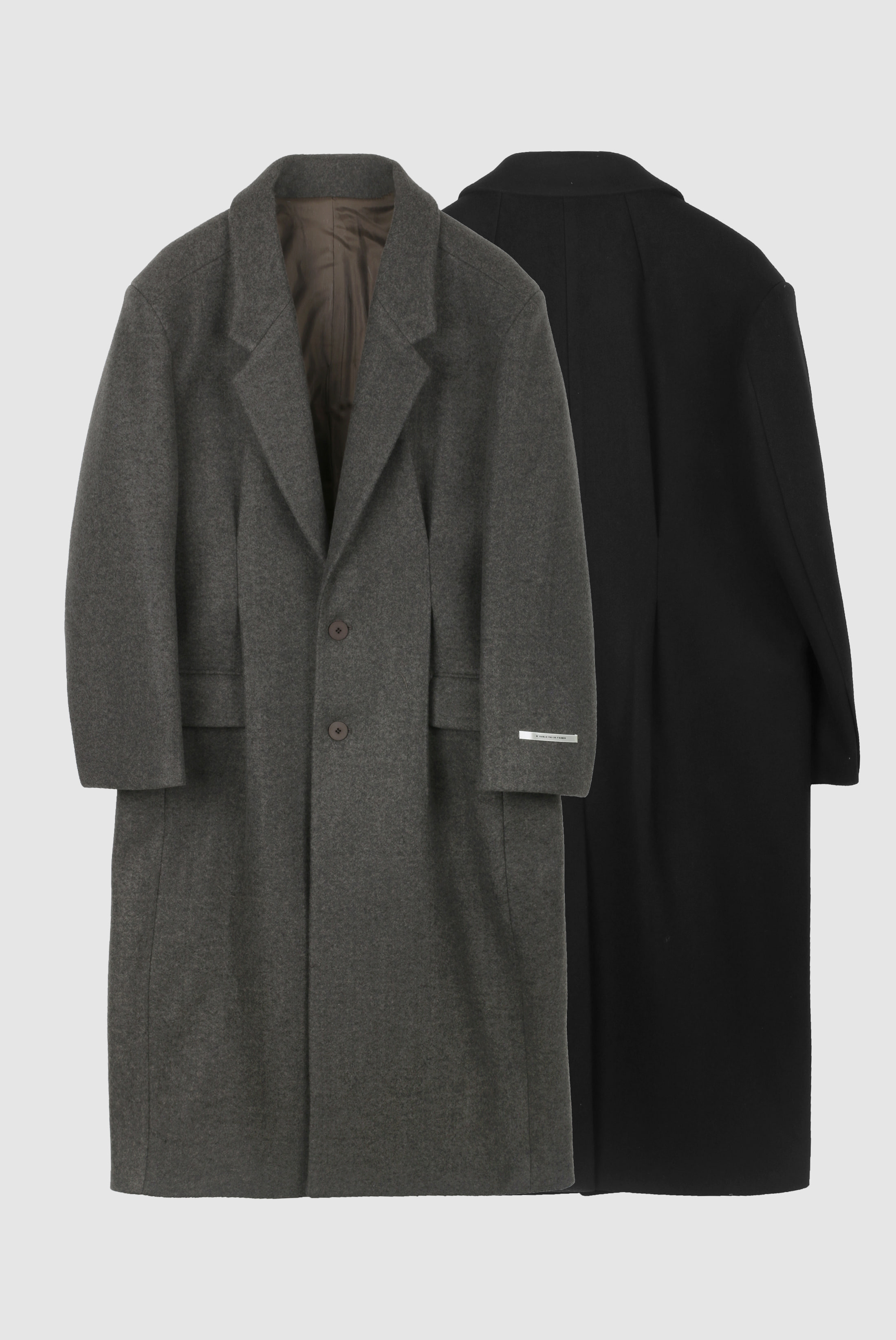 Dart_Tuck Over Coat