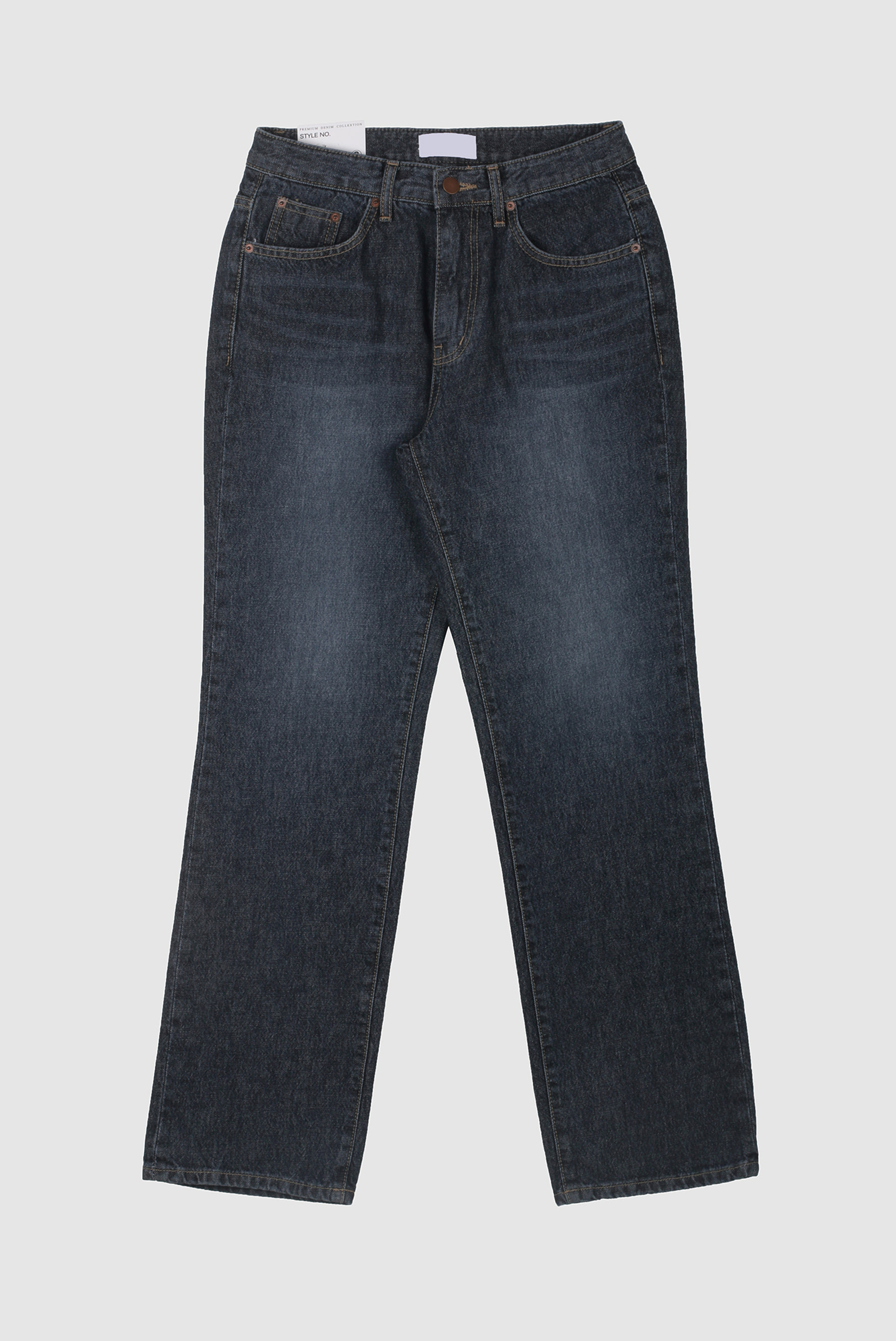 Dip_Blue Long Boot_Cut Jean