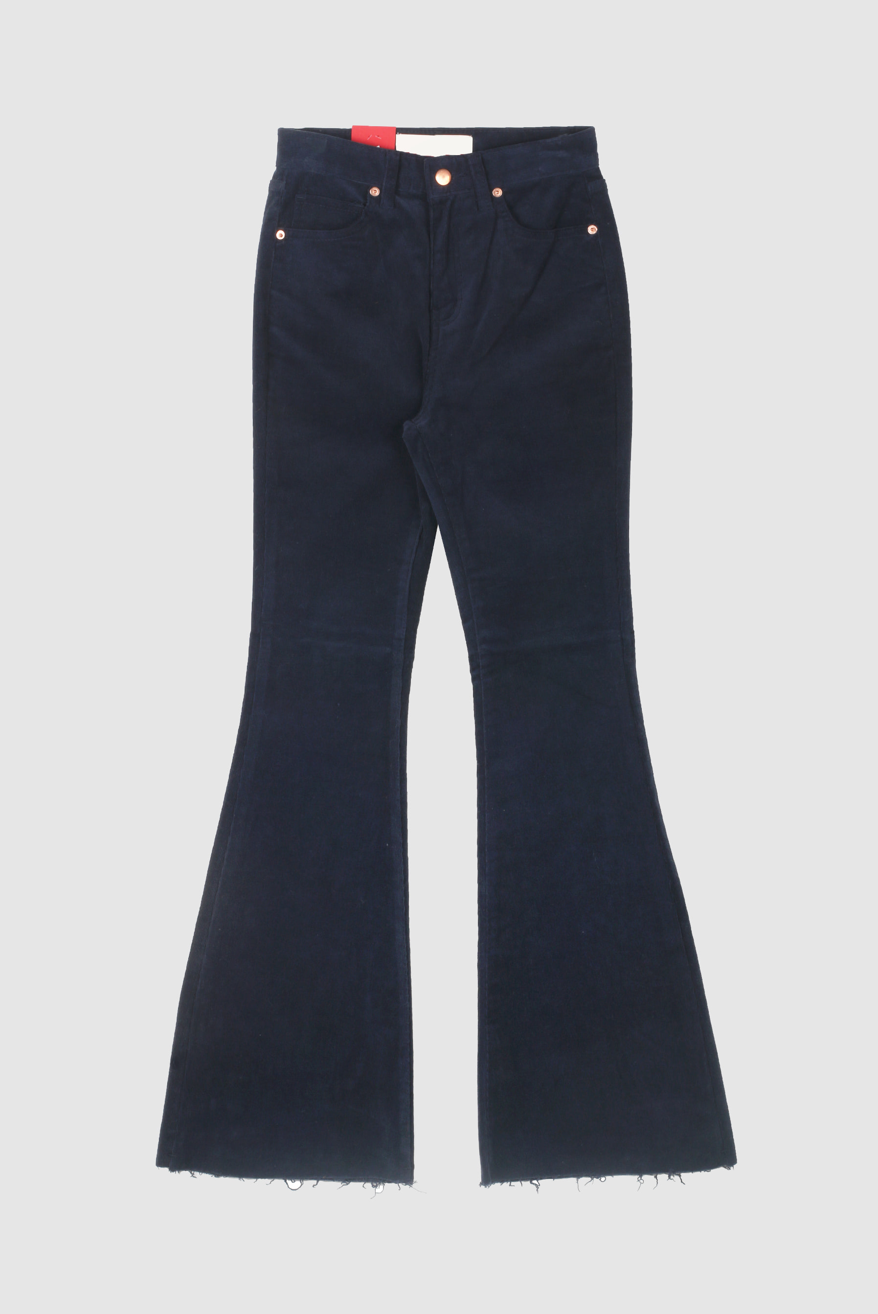 Western Corduroy Boot_Cut Pant