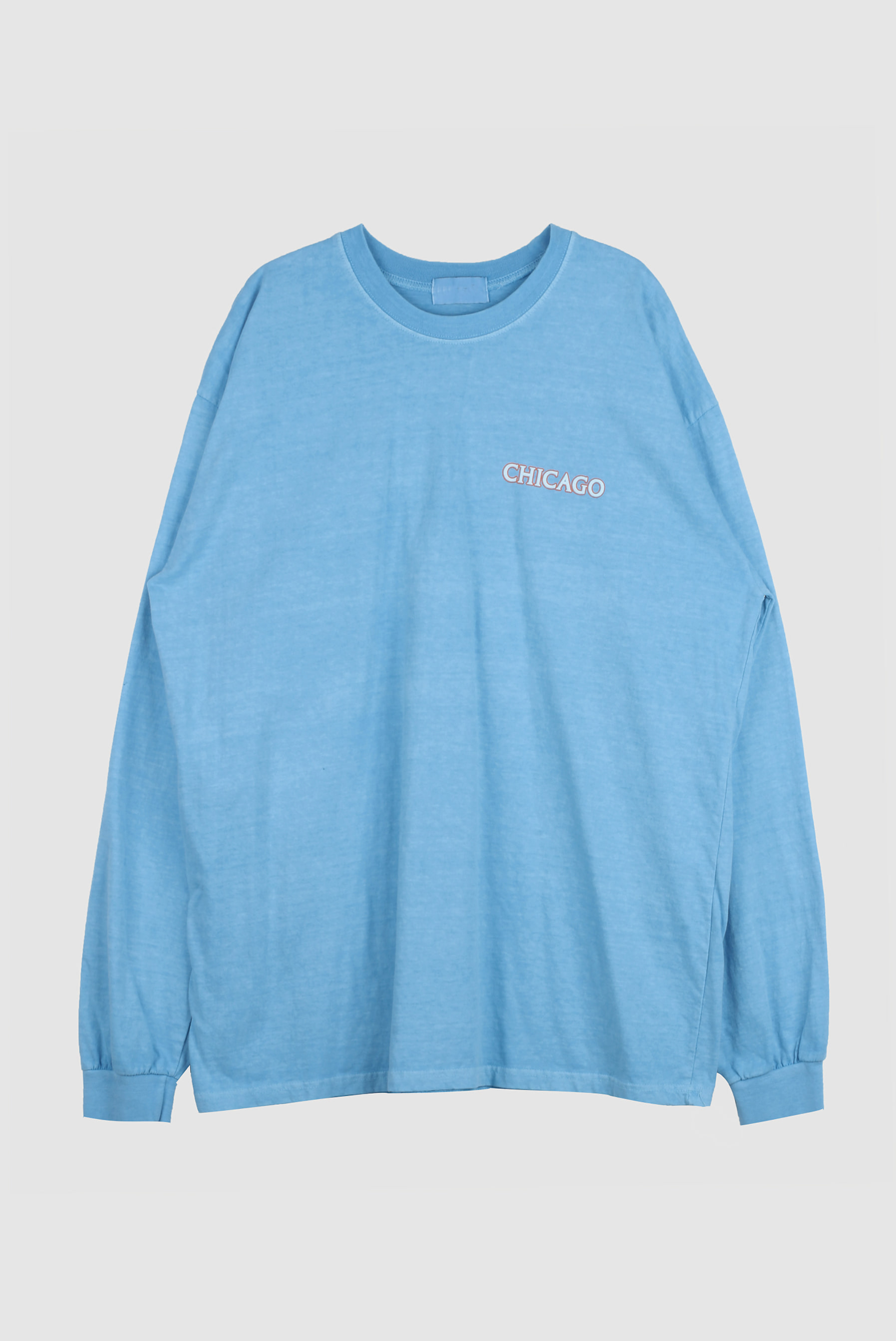 Chicago_Washing_Long sleeve