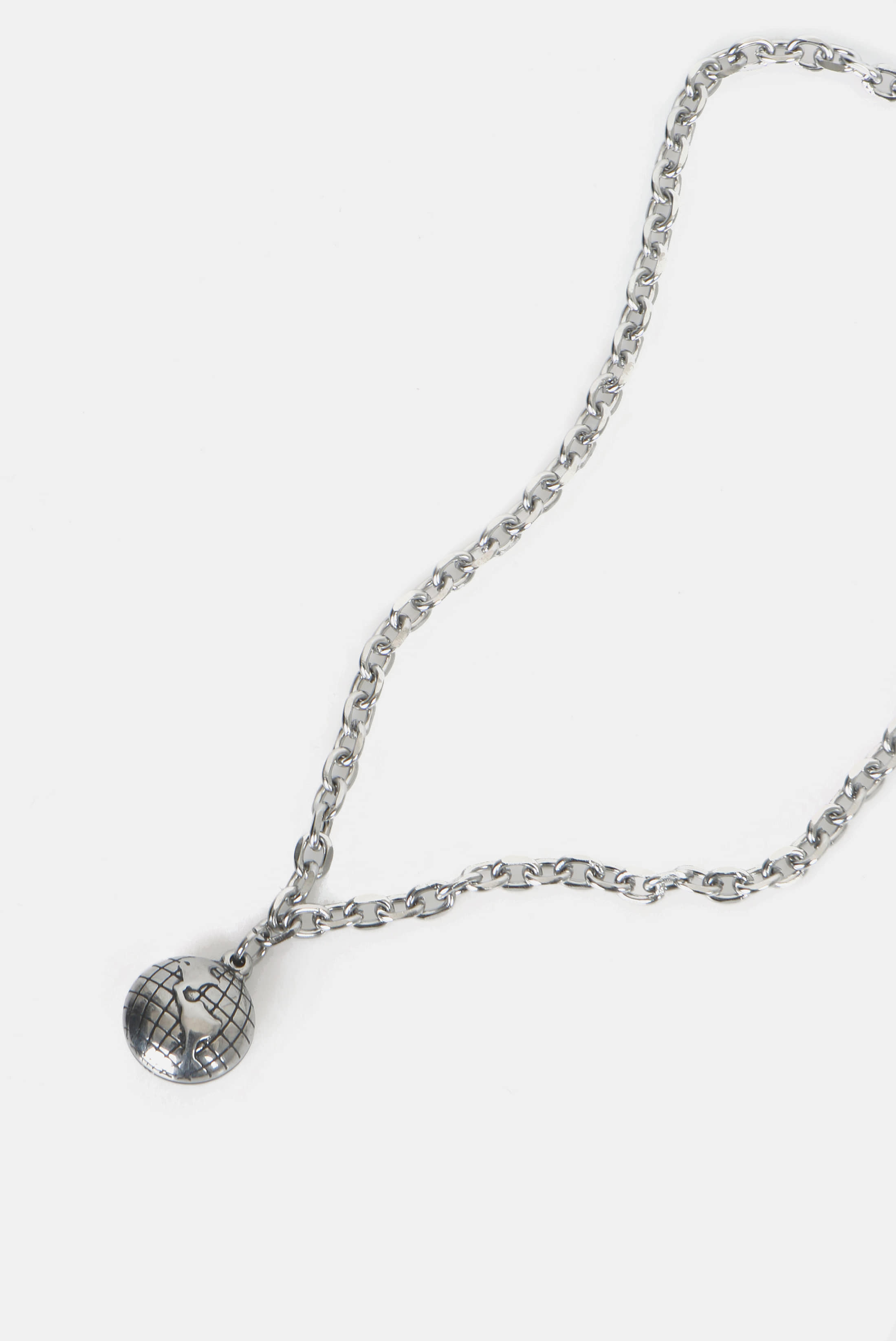 Surgical_Steel Globe_Necklace
