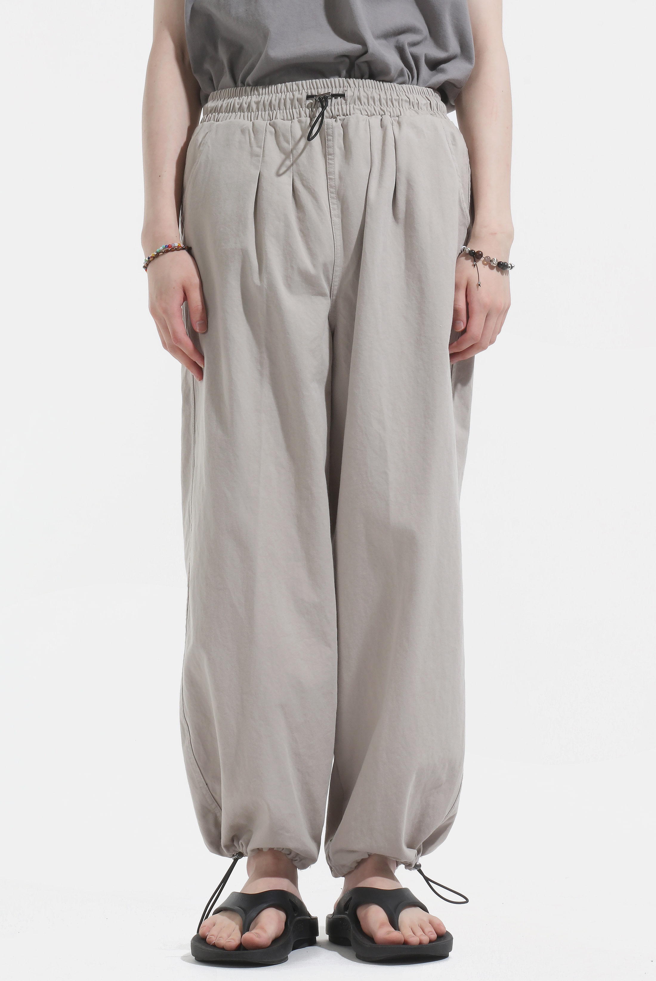 Cotton_String Wide_Pants