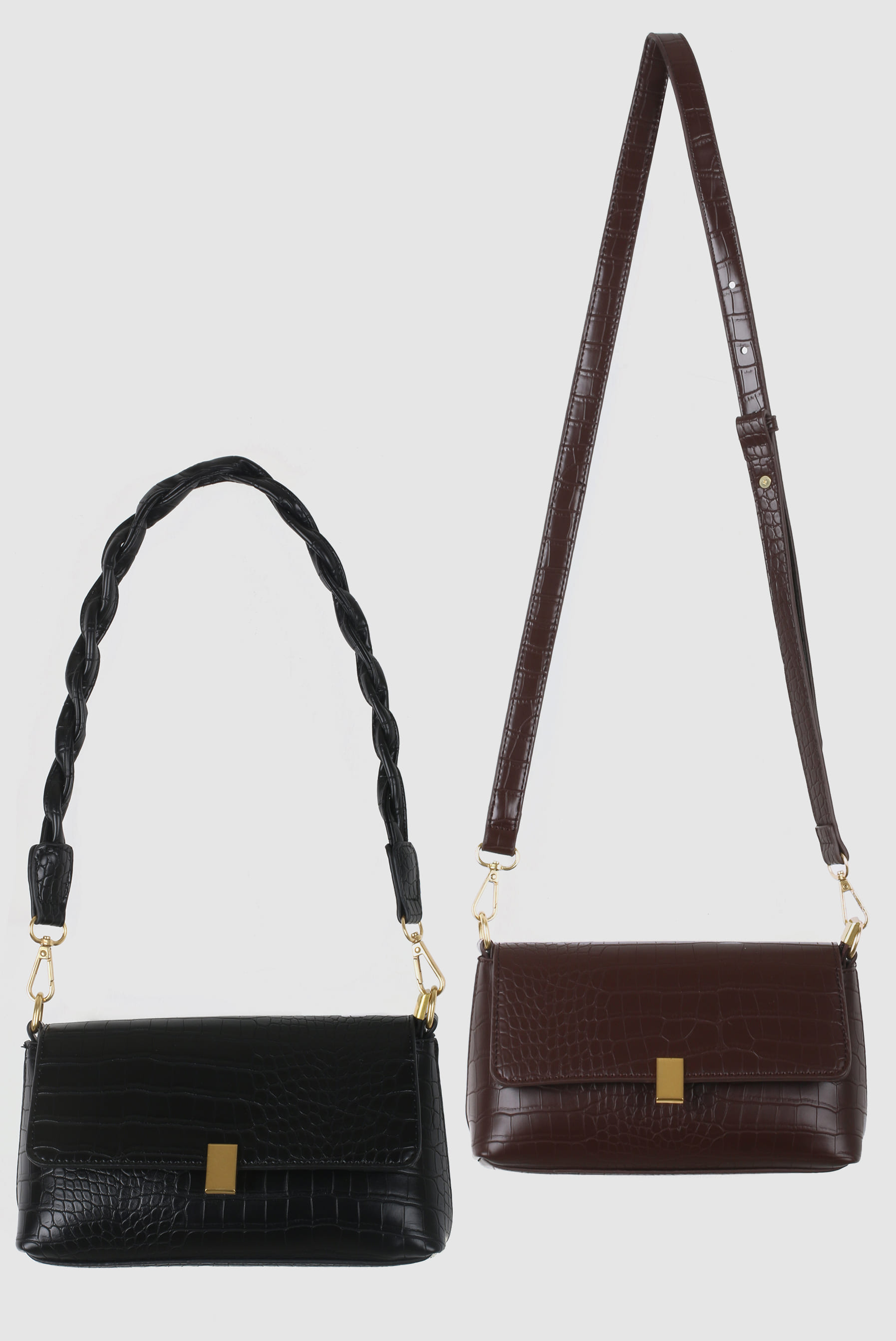 2Type Leather Mini_Bag