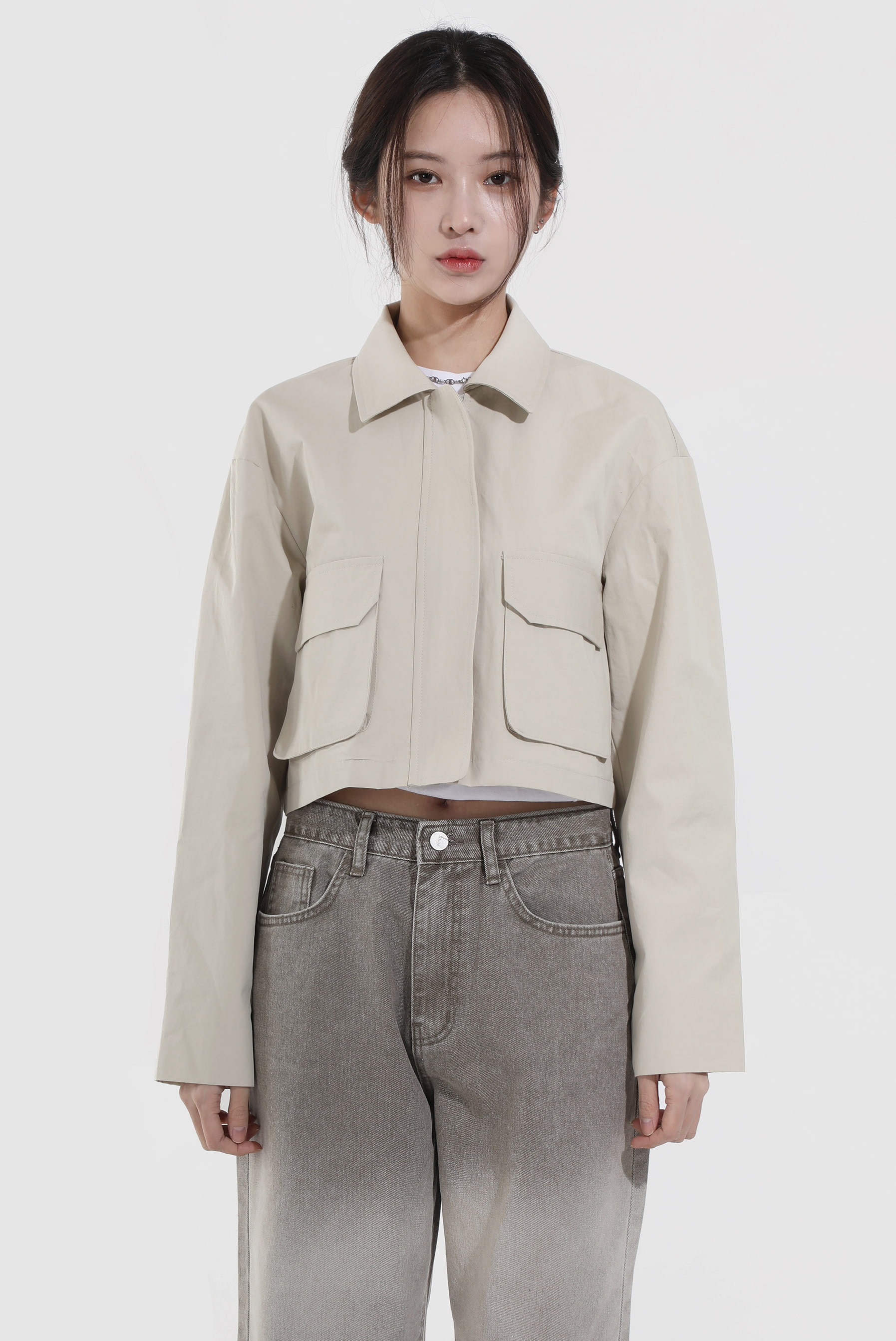 Crop_Hardtack Jacket