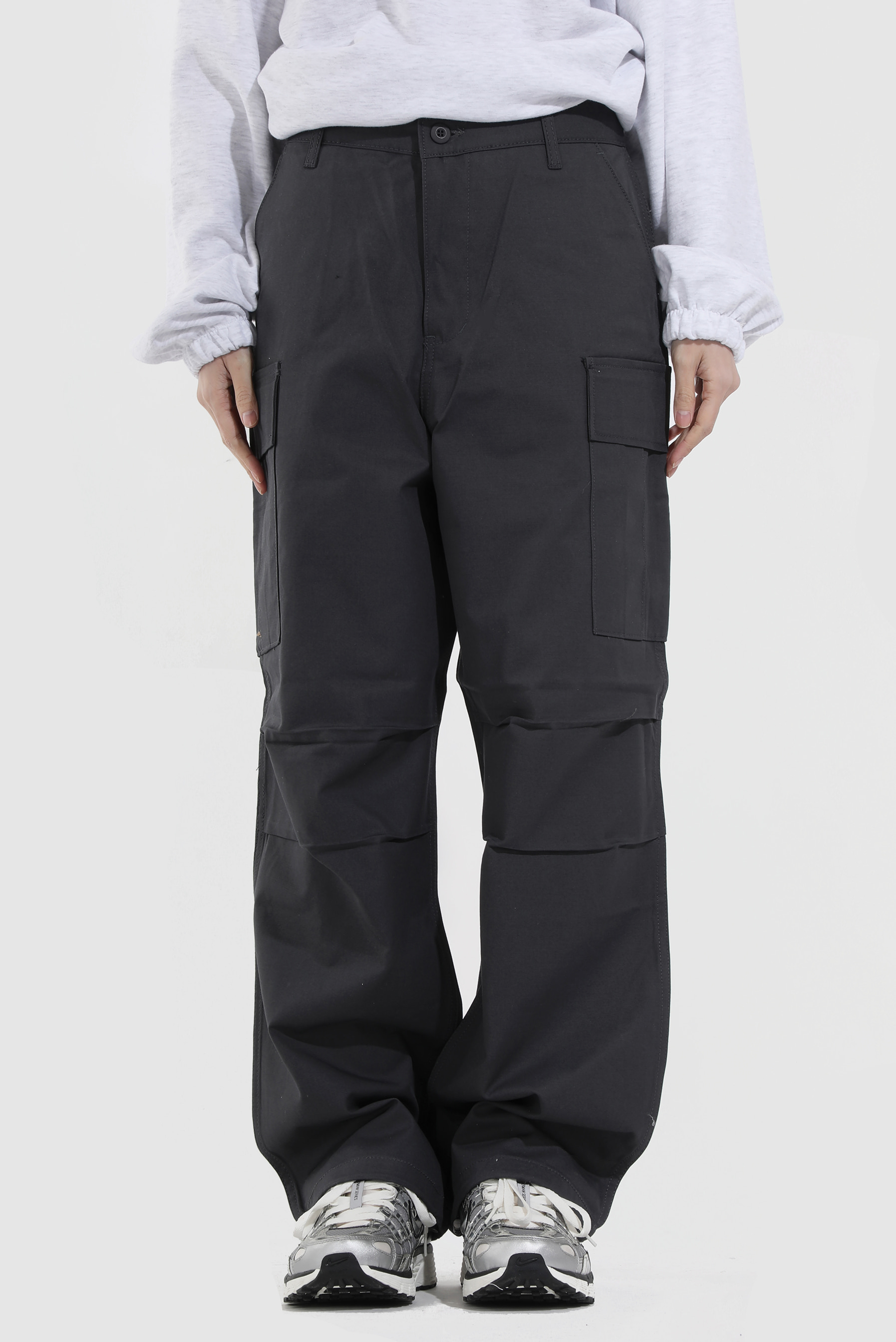 Wide Formal_Cargo Pant