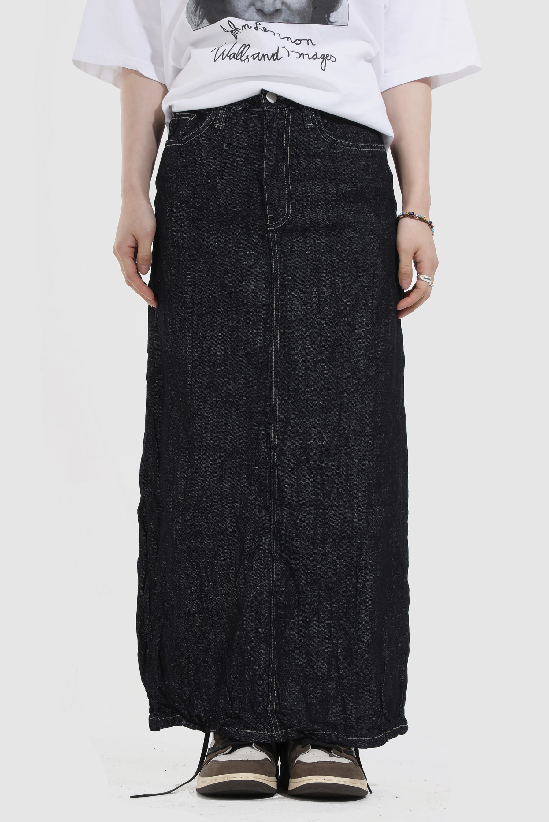Wrinkle_Denim_Skirt